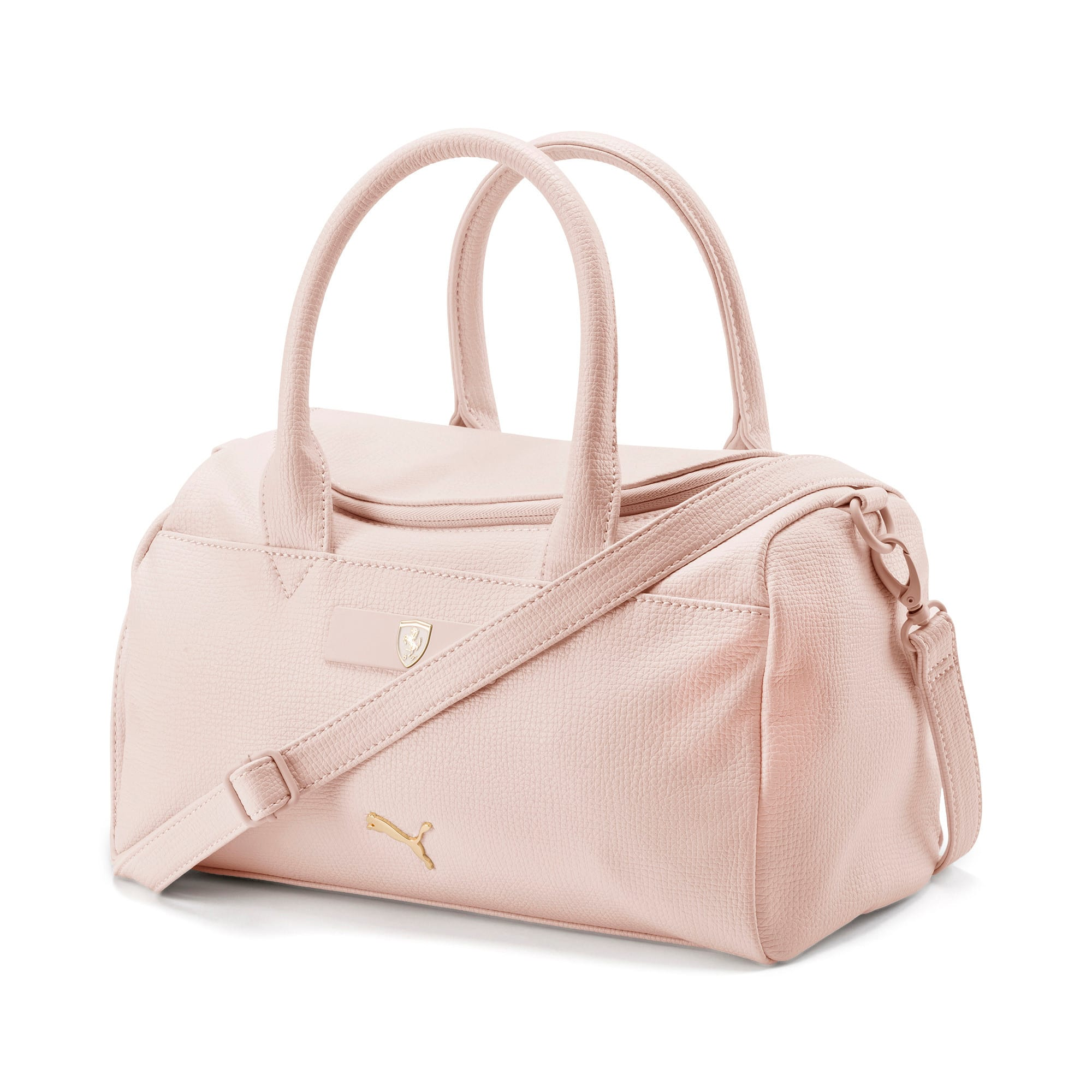 Thumbnail 1 of Ferrari Lifestyle Women's Handbag, Pastel Parchment, medium-IND