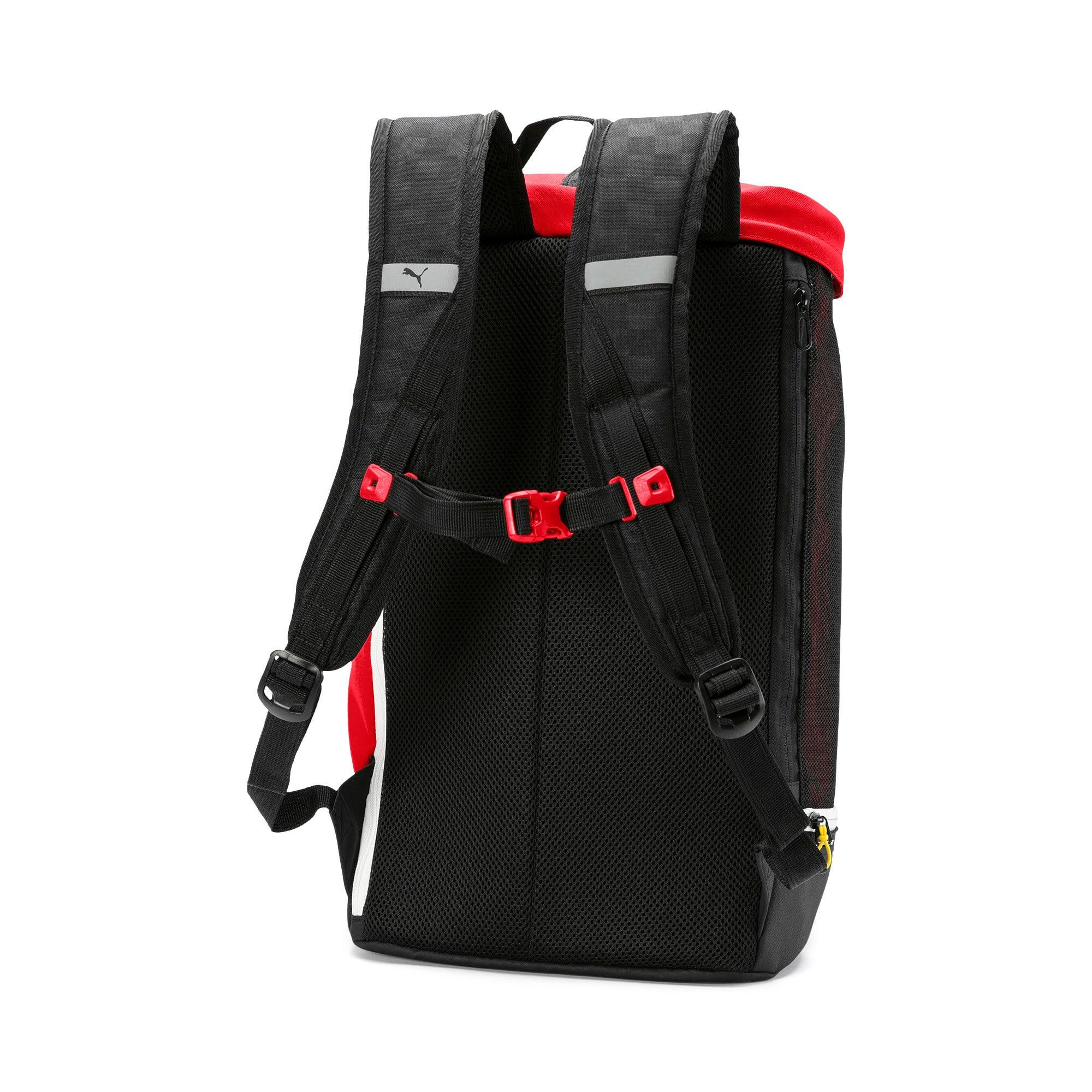 Thumbnail 2 of Ferrari Fanwear RCT Backpack, Rosso Corsa, medium