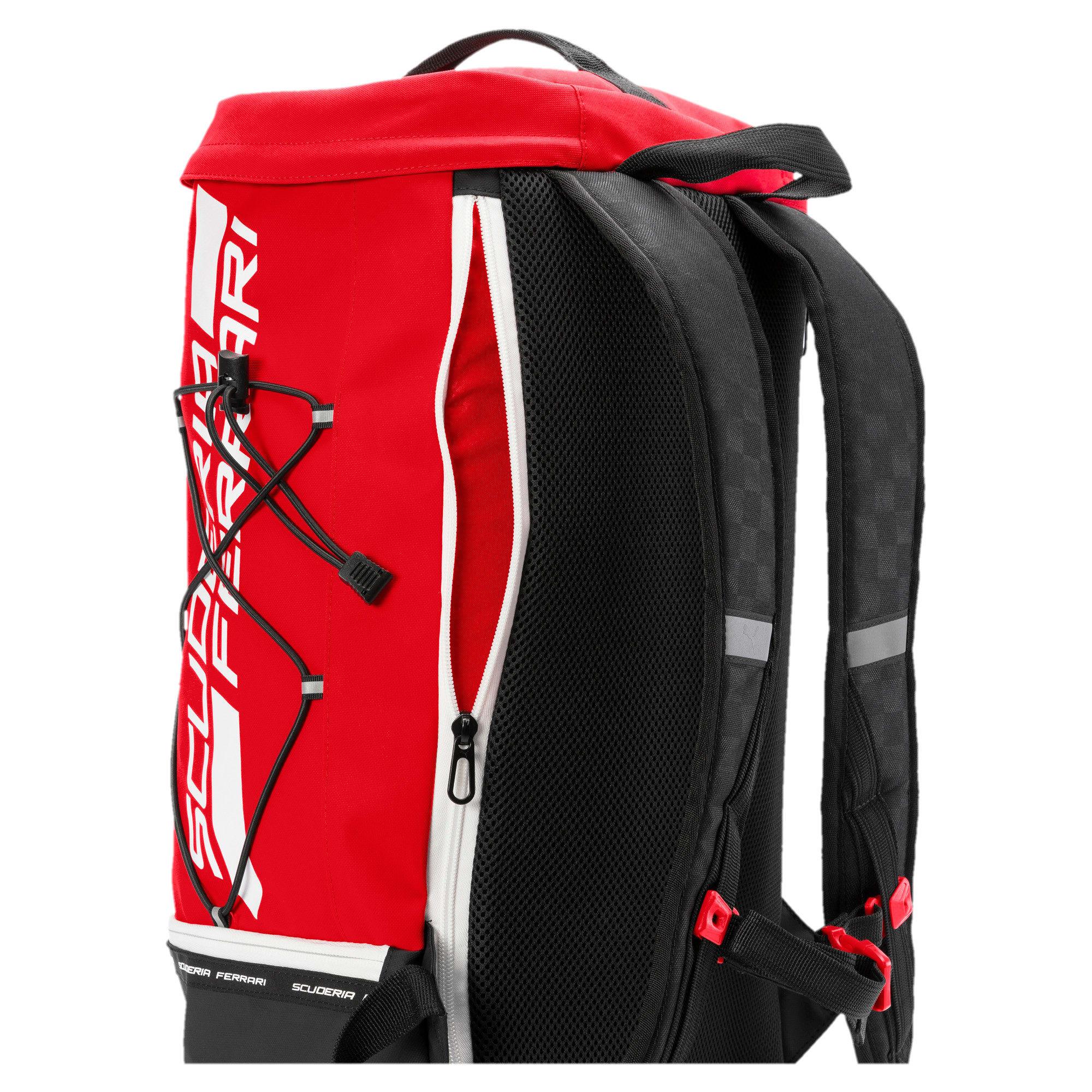 Thumbnail 6 of Ferrari Fanwear RCT Backpack, Rosso Corsa, medium-IND