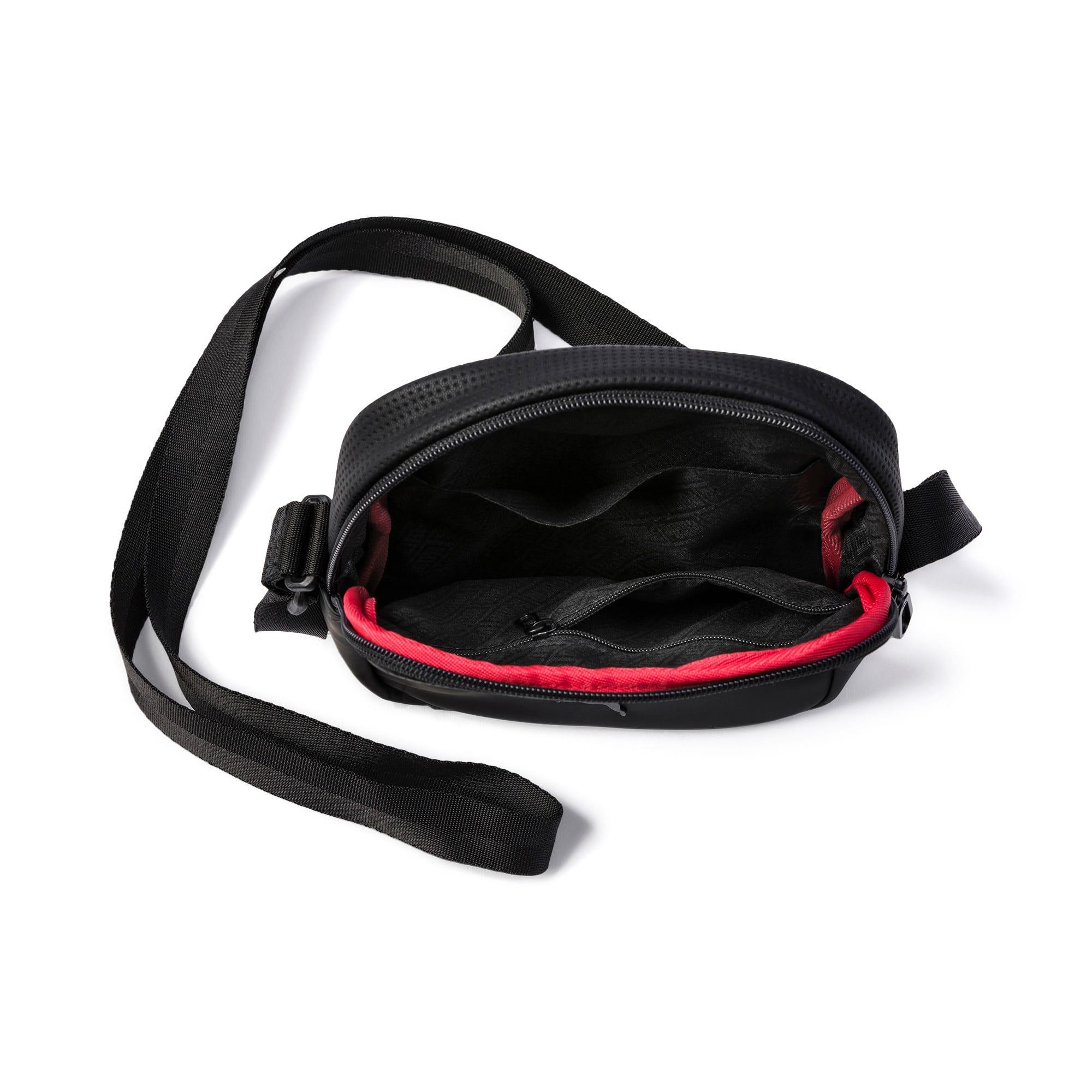 Thumbnail 4 of Ferrari Lifestyle Portable Bag, Puma Black, medium-IND