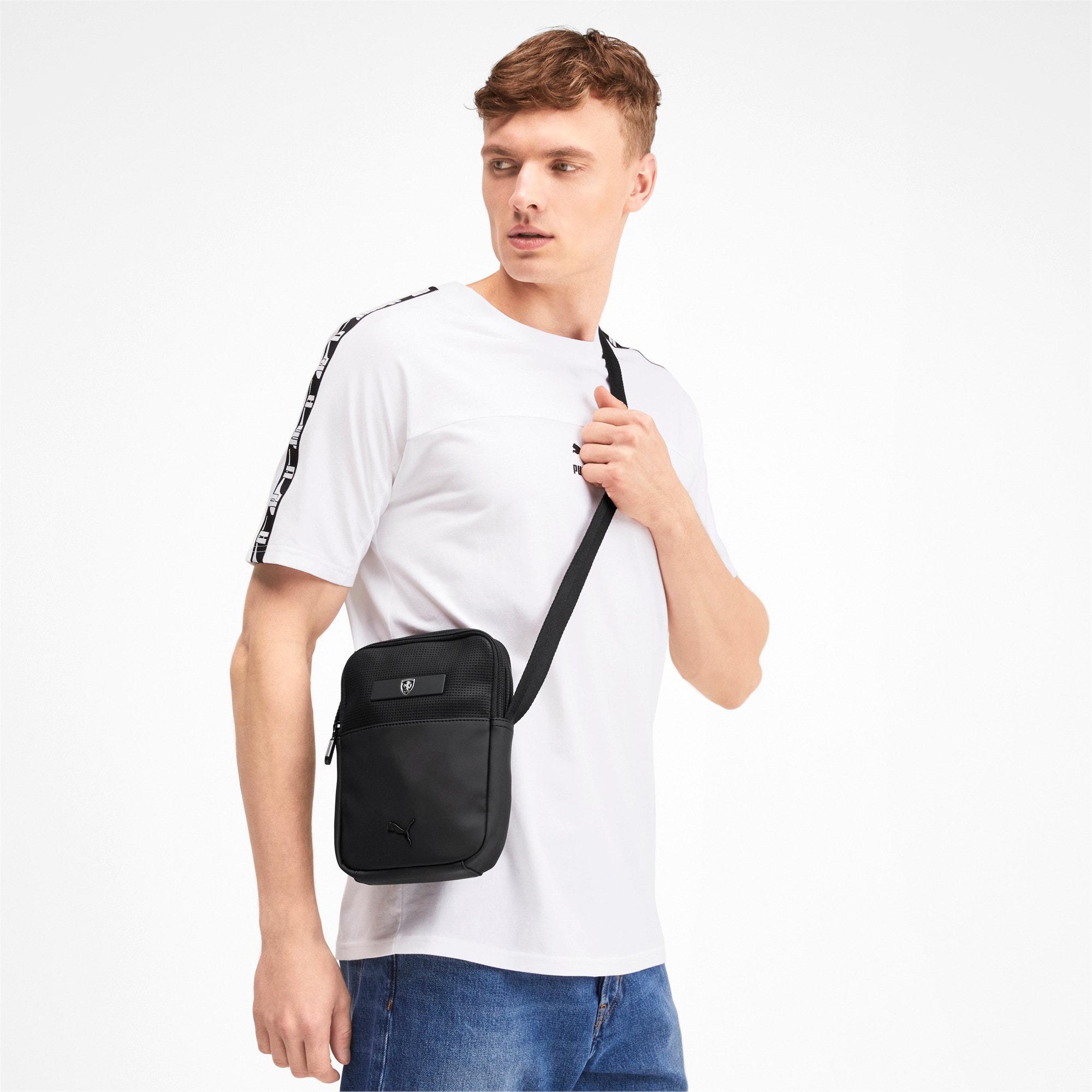 Thumbnail 2 of Ferrari Lifestyle Portable Bag, Puma Black, medium-IND