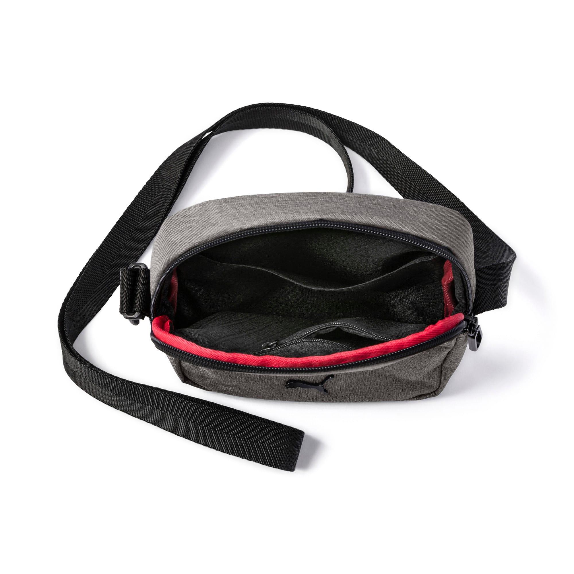 Thumbnail 4 of Ferrari Lifestyle Portable Bag, Charcoal Gray, medium-IND