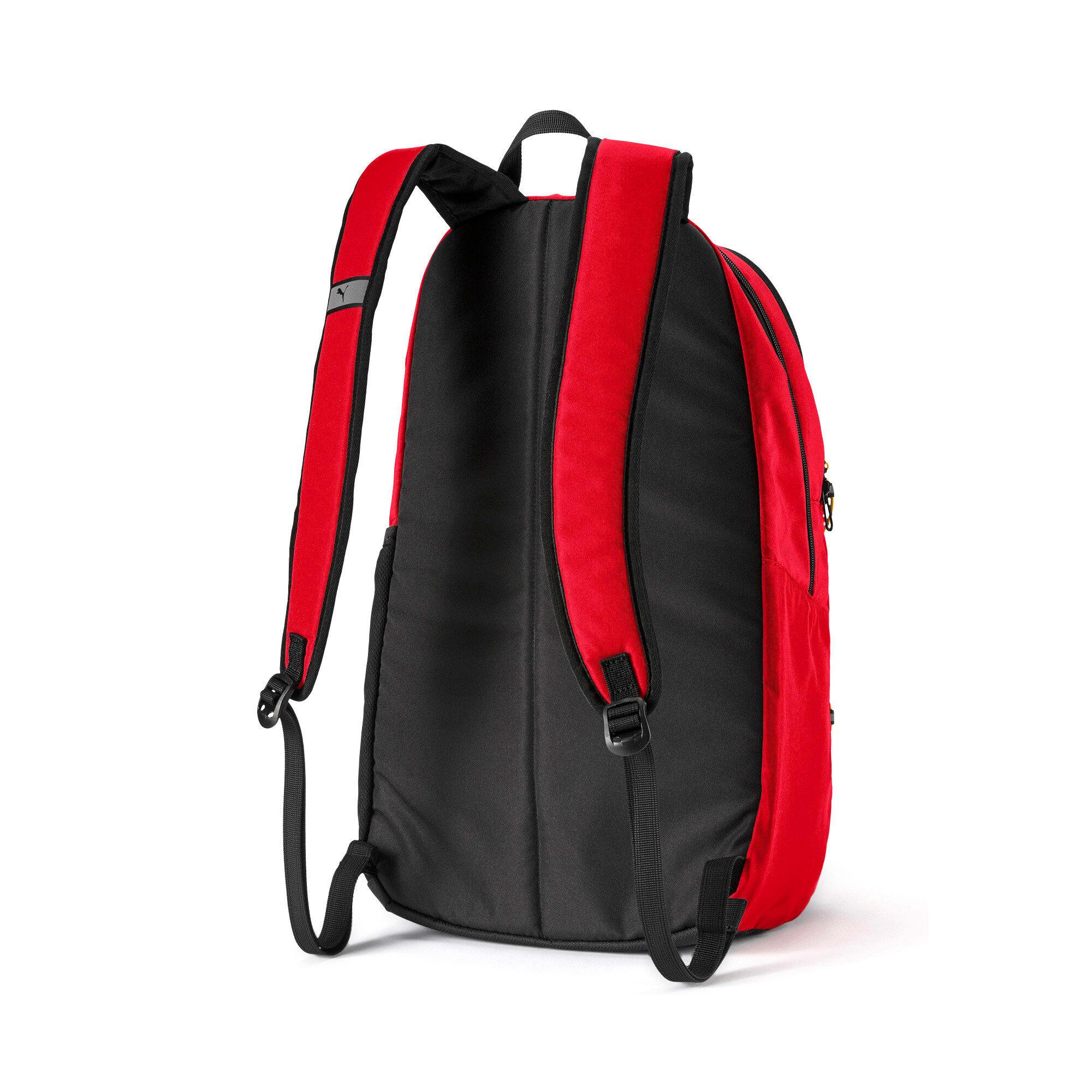 Thumbnail 2 of Ferrari Fanwear Backpack, Rosso Corsa, medium-IND
