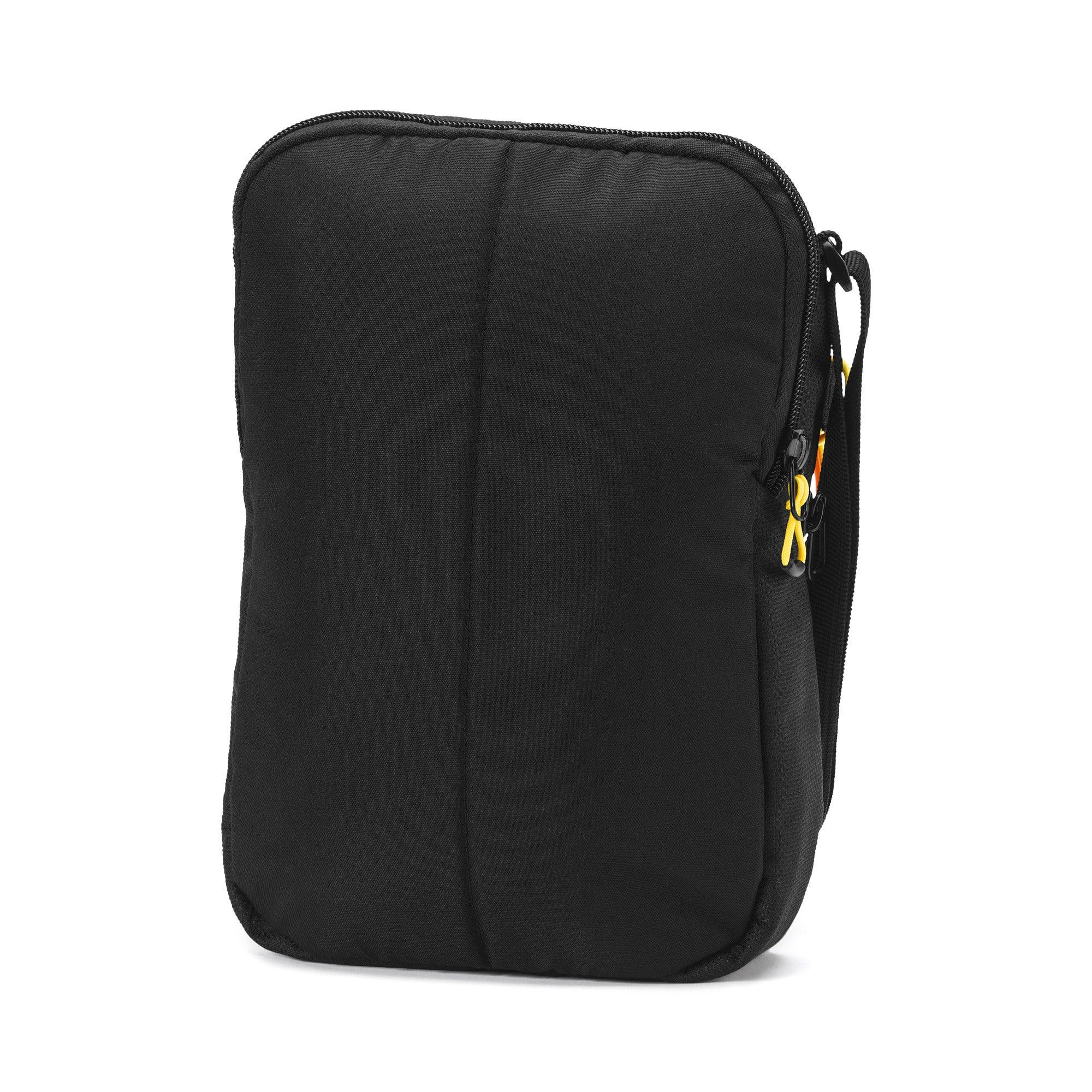 Thumbnail 2 of PUMA x Ferrari Fanware Portable Shoulder Bag, Puma Black, medium-IND