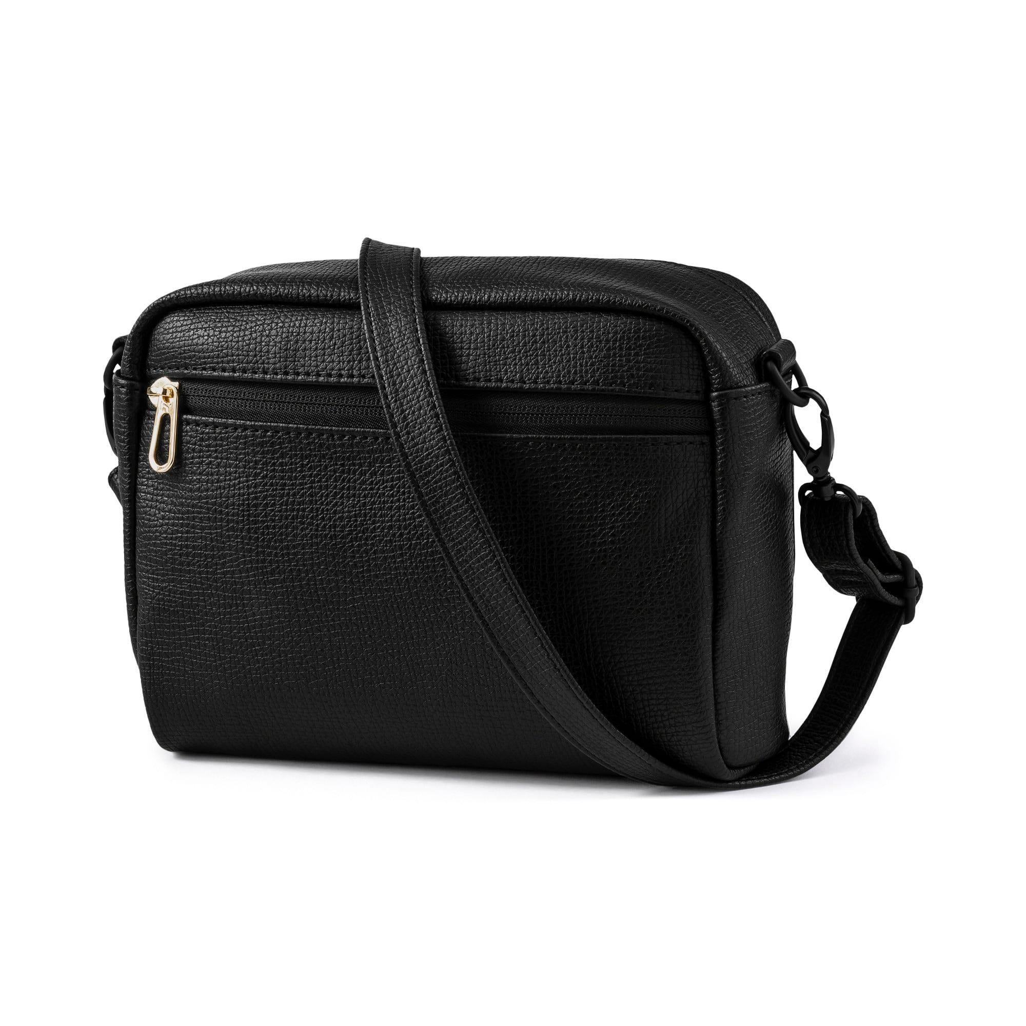 Thumbnail 3 of PUMA x Ferrari Mini Women's handbag, Puma Black, medium-IND