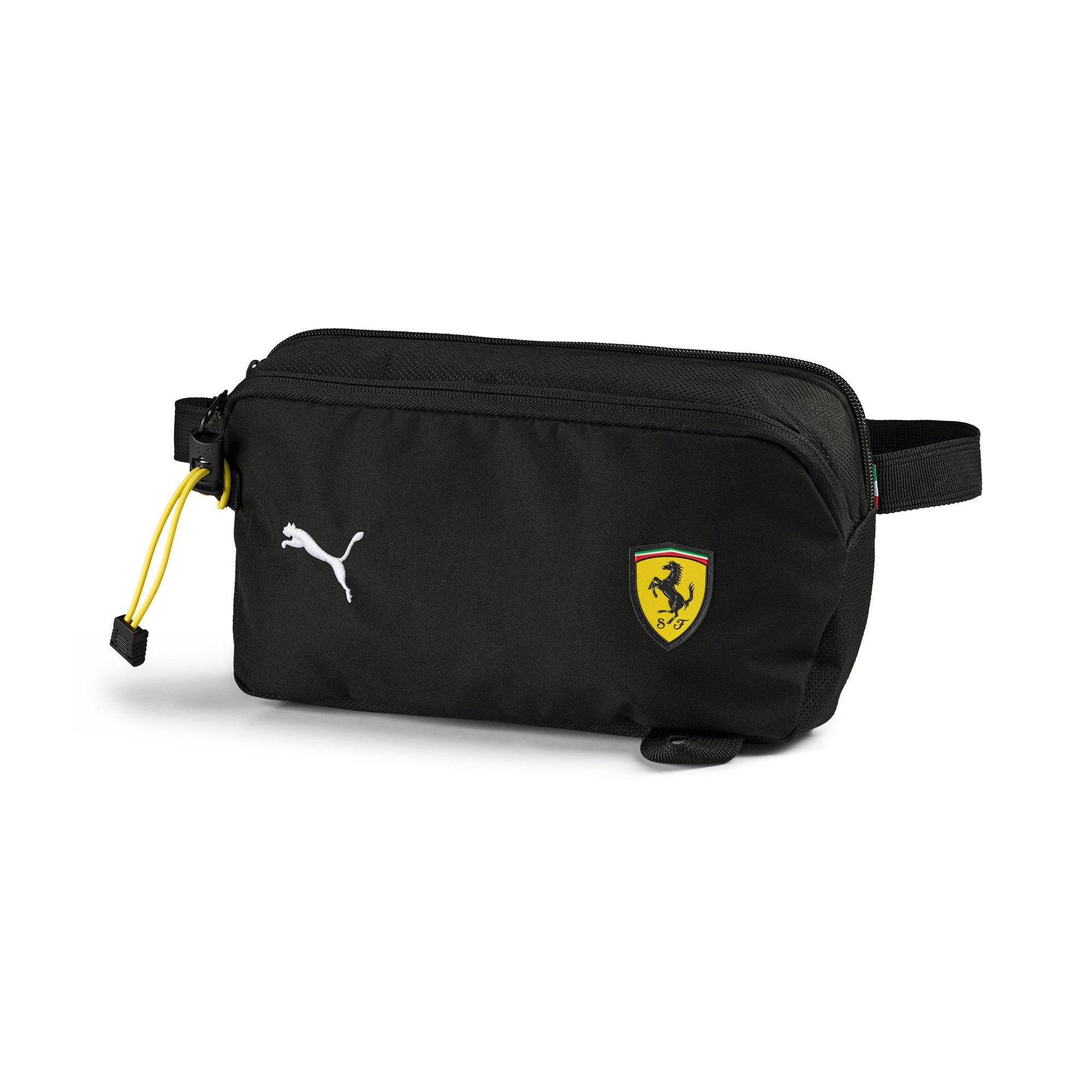Thumbnail 1 of Ferrari Fanwear Waist Bag, Puma Black, medium-IND
