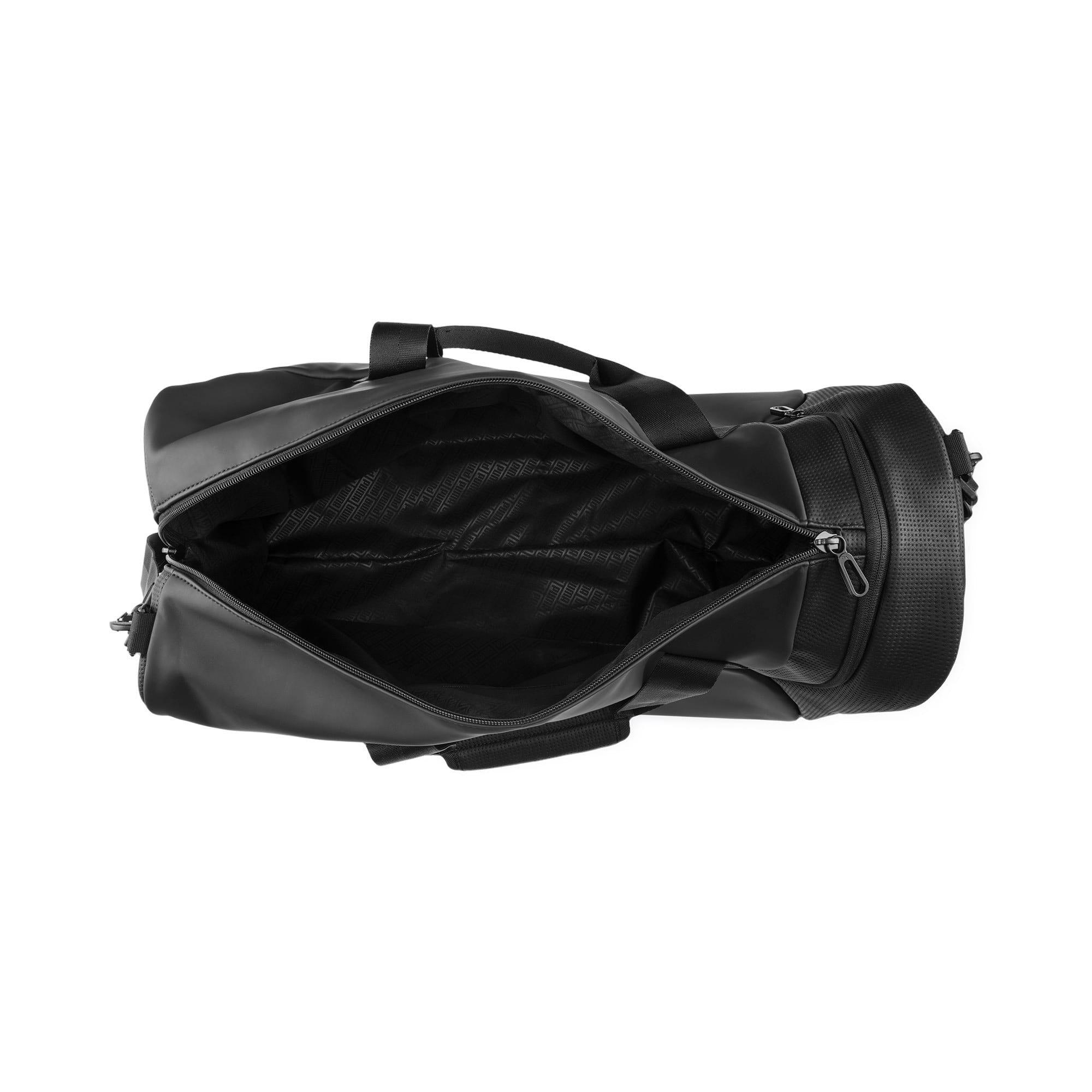 Thumbnail 4 of Ferrari Weekender Bag, Puma Black, medium-IND