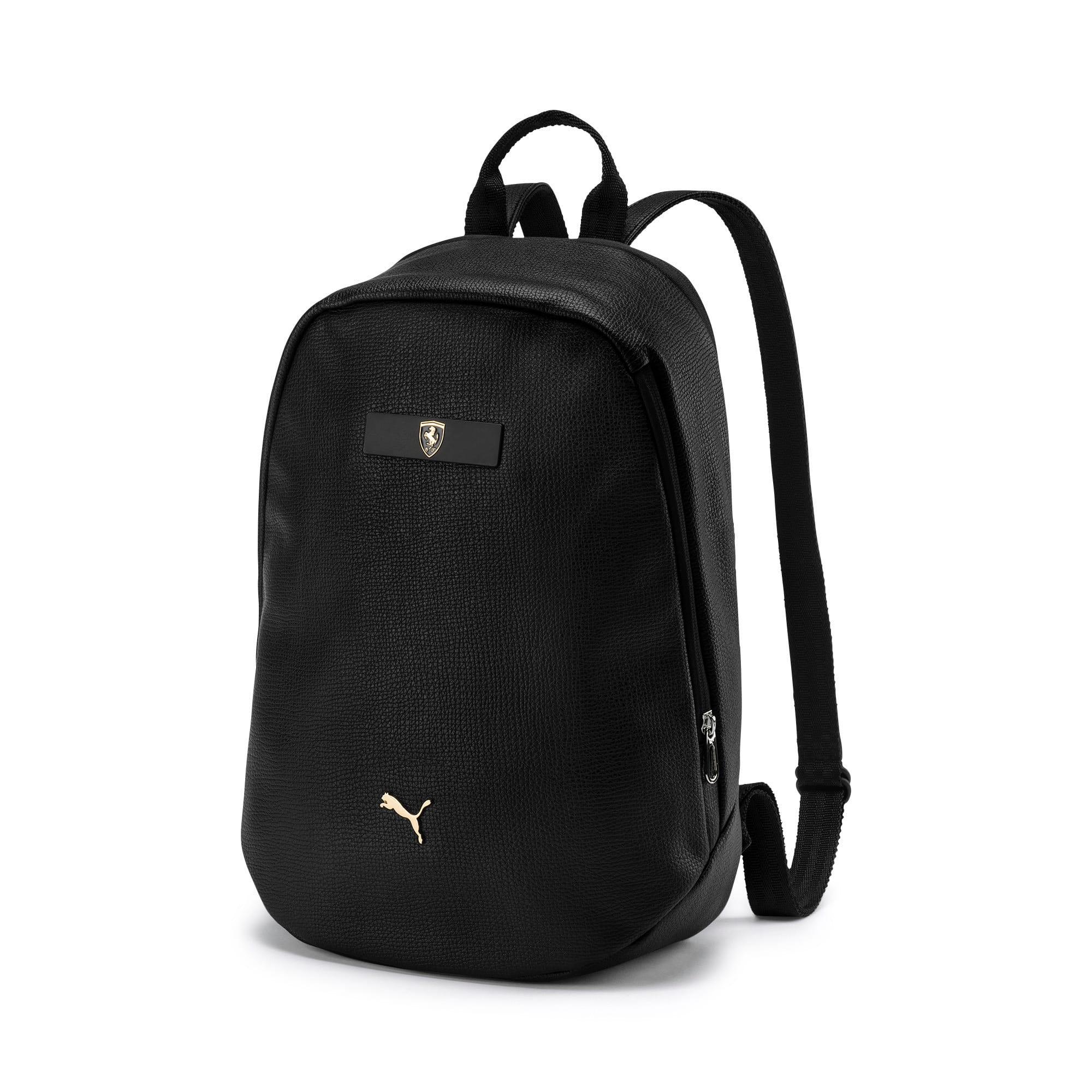 Thumbnail 1 of Ferrari Lifestyle Zainetto Backpack, Puma Black, medium