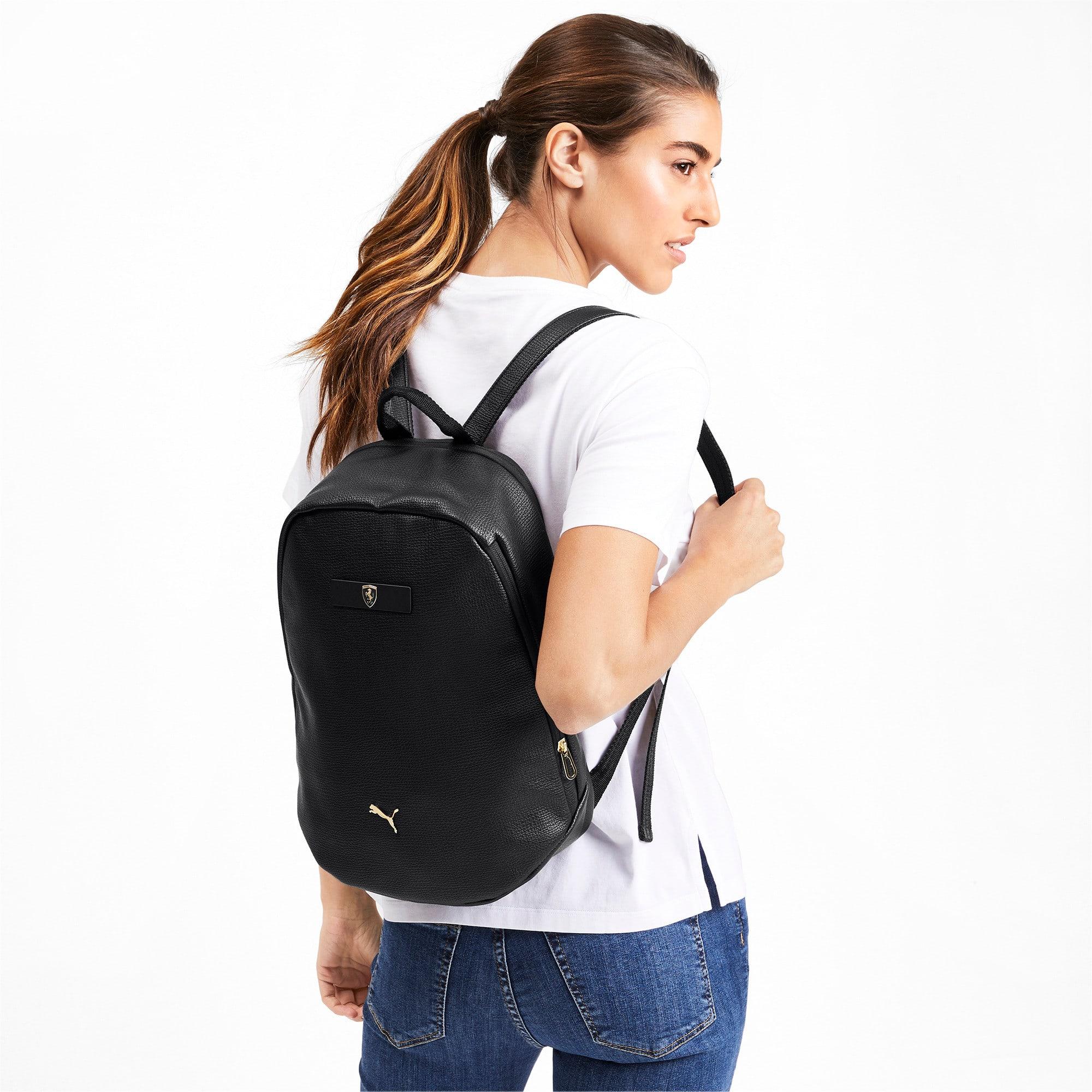 Thumbnail 2 of Ferrari Lifestyle Zainetto Backpack, Puma Black, medium