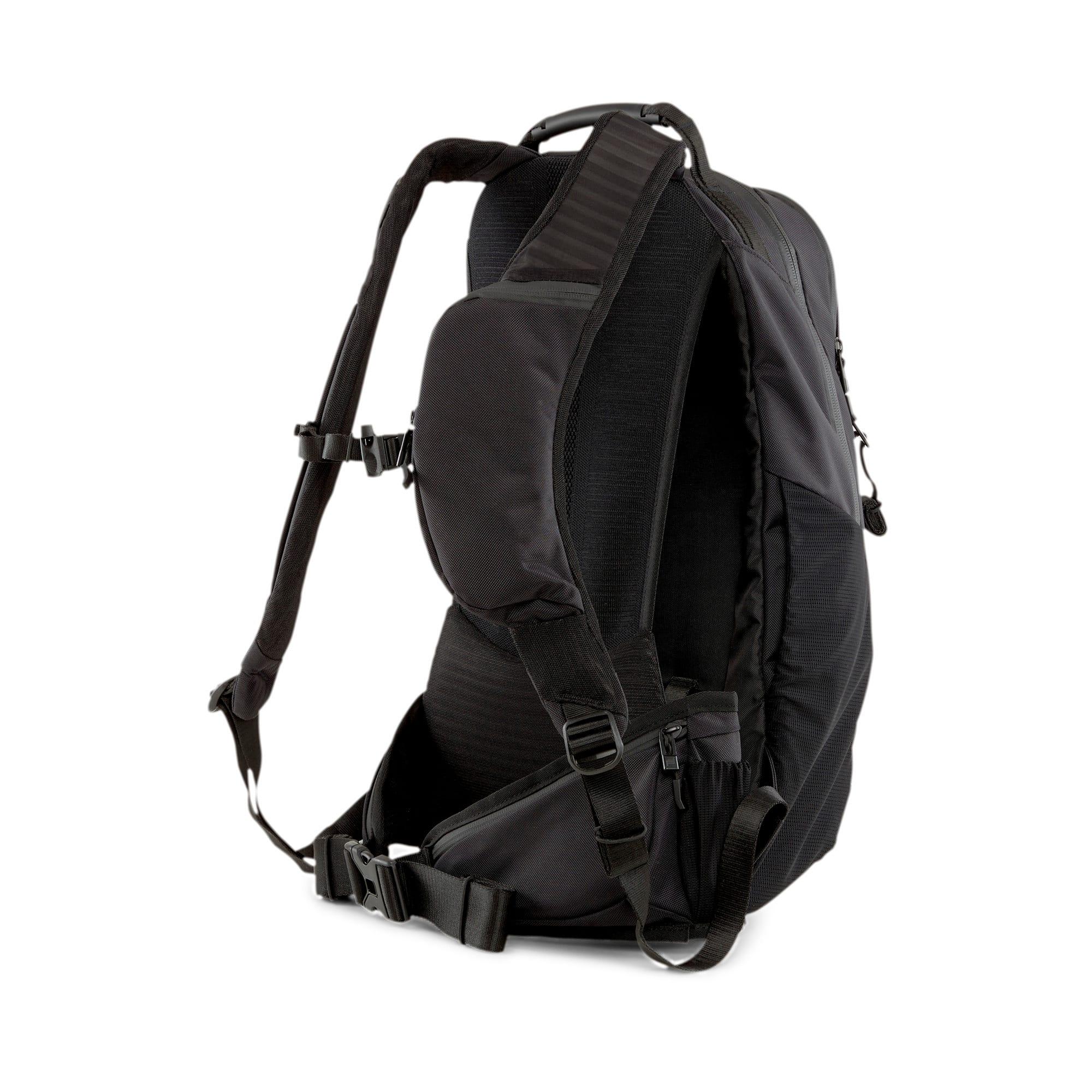 Thumbnail 3 of Porsche Design evoKNIT Active Backpack, Puma Black, medium
