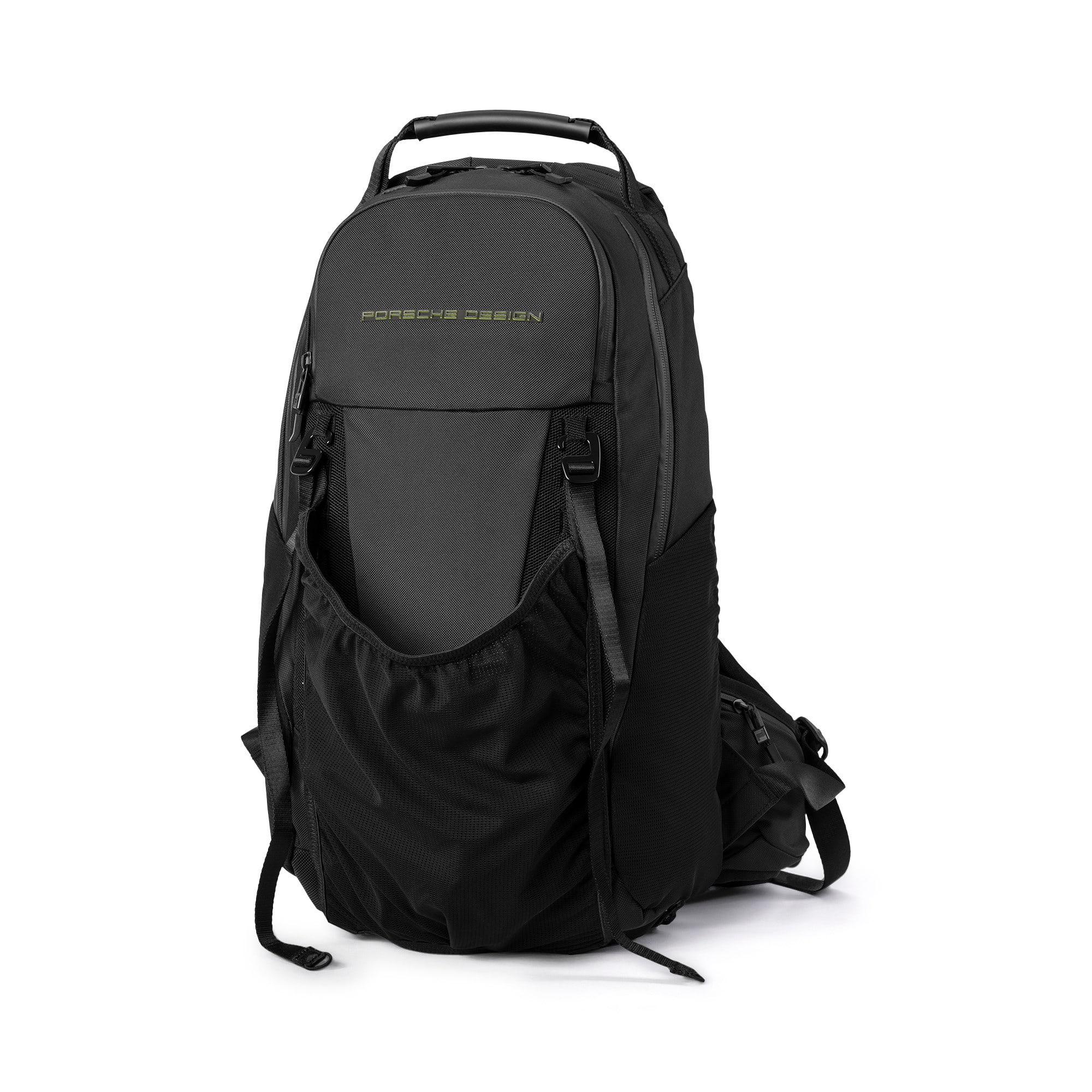 Thumbnail 5 of Porsche Design evoKNIT Active Backpack, Puma Black, medium