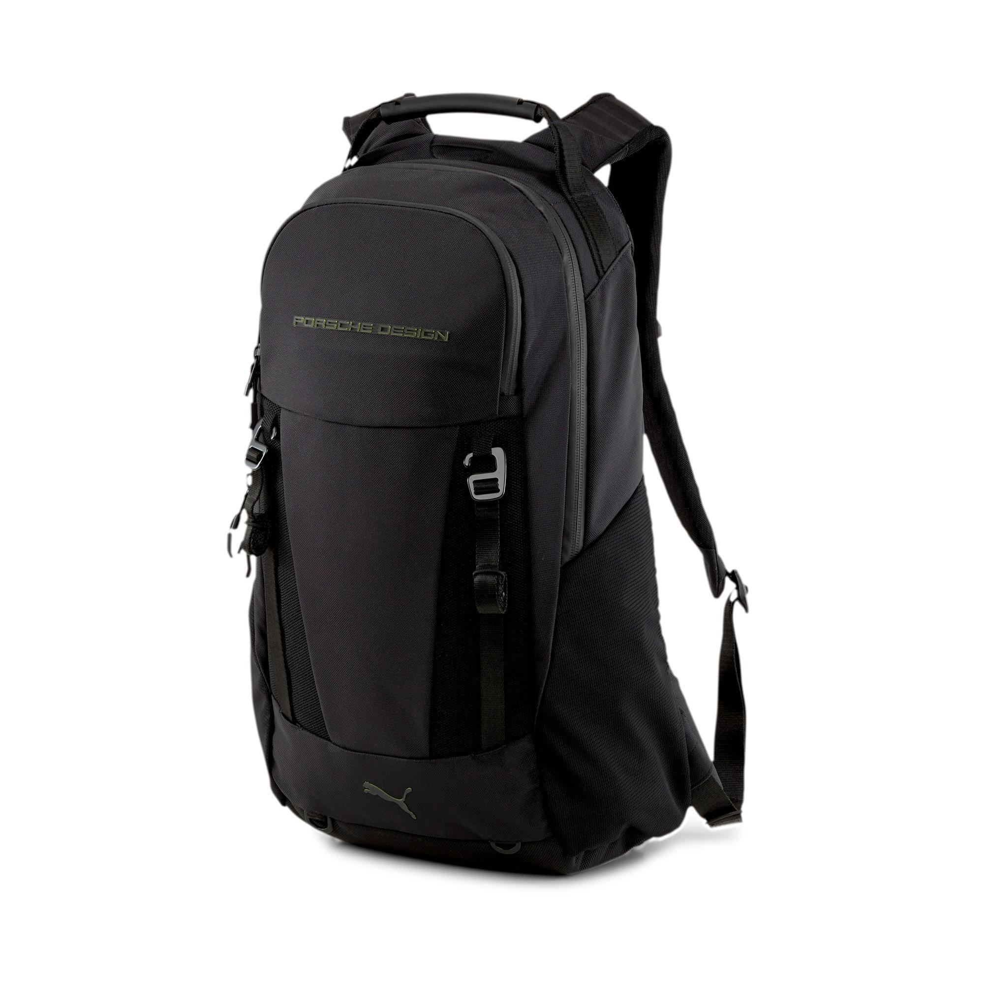 Thumbnail 1 of Porsche Design evoKNIT Backpack, Puma Black, medium