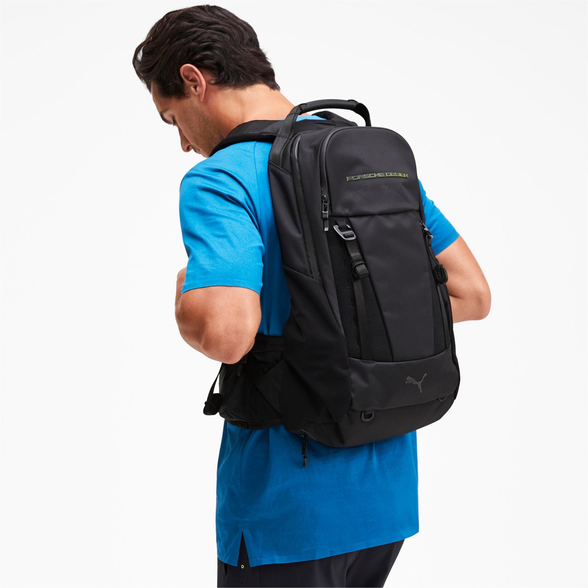 Thumbnail 2 of Porsche Design evoKNIT Active Backpack, Puma Black, medium