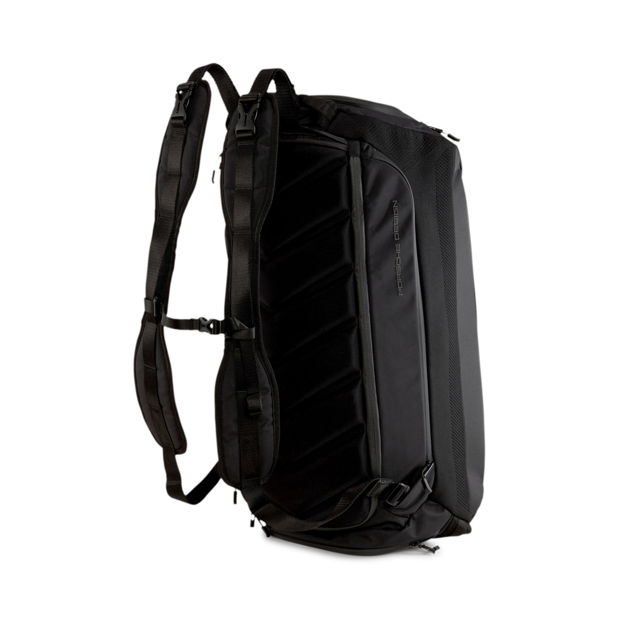Thumbnail 3 of Porsche Design Gym Duffel Bag, Puma Black, medium