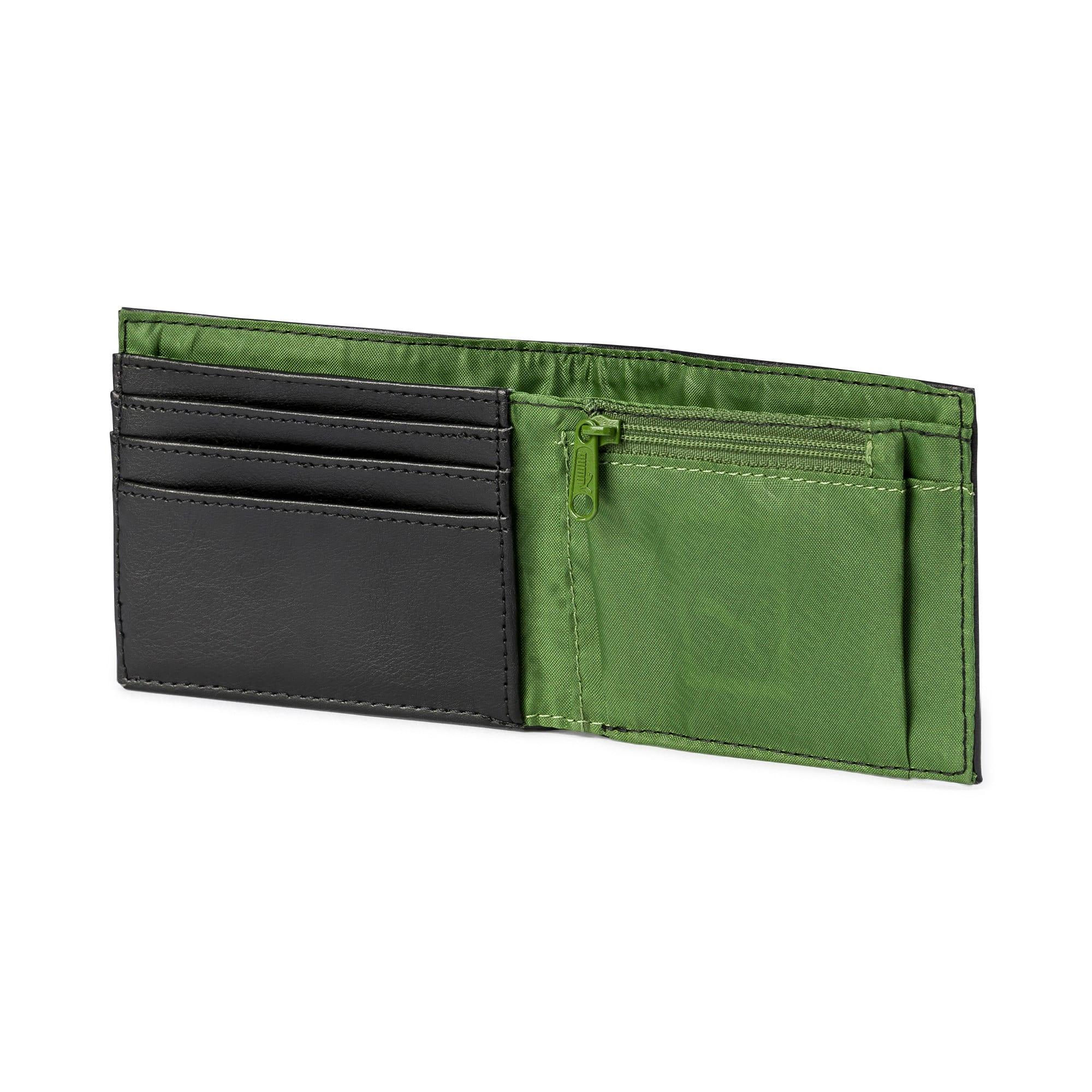 Thumbnail 3 of Originals Retro Wallet, Puma Black, medium