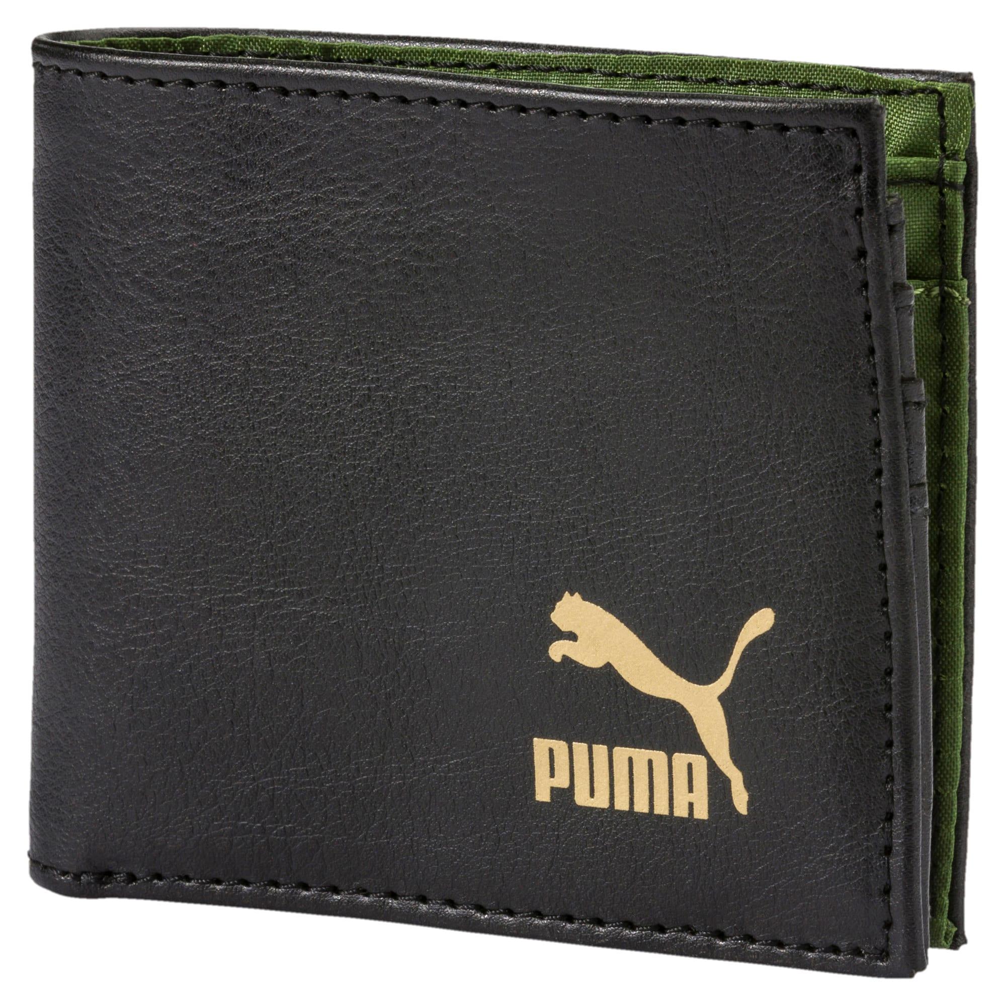 Thumbnail 1 of Originals Retro Wallet, Puma Black, medium
