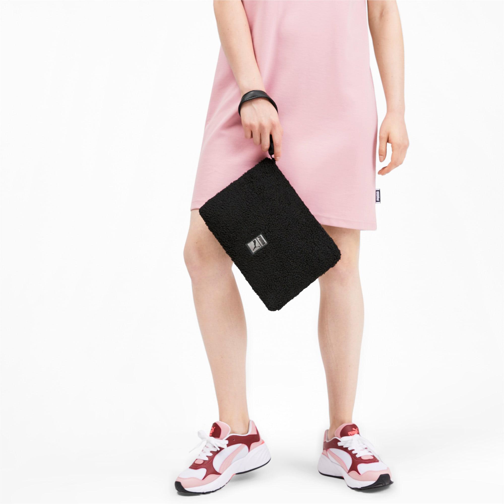 Thumbnail 2 of Prime Time Women's Clutch Bag, Puma Black-Puma Black, medium-IND