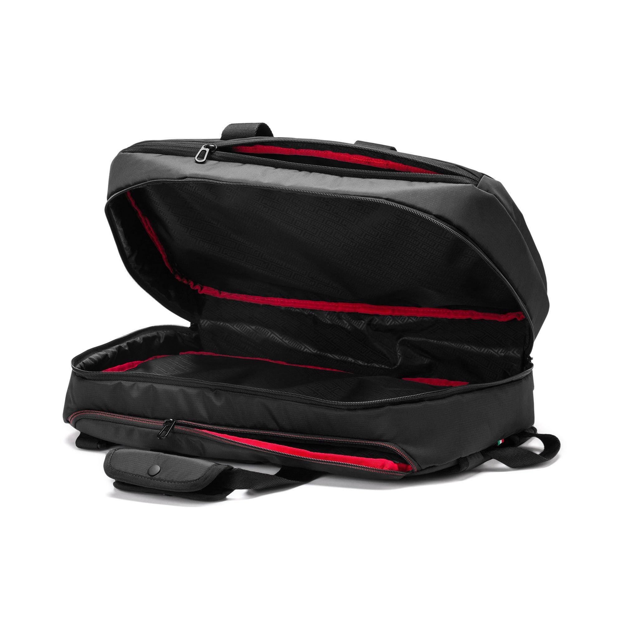 Thumbnail 6 of Ferrari Lifestyle RCT Backpack, Puma Black, medium-IND