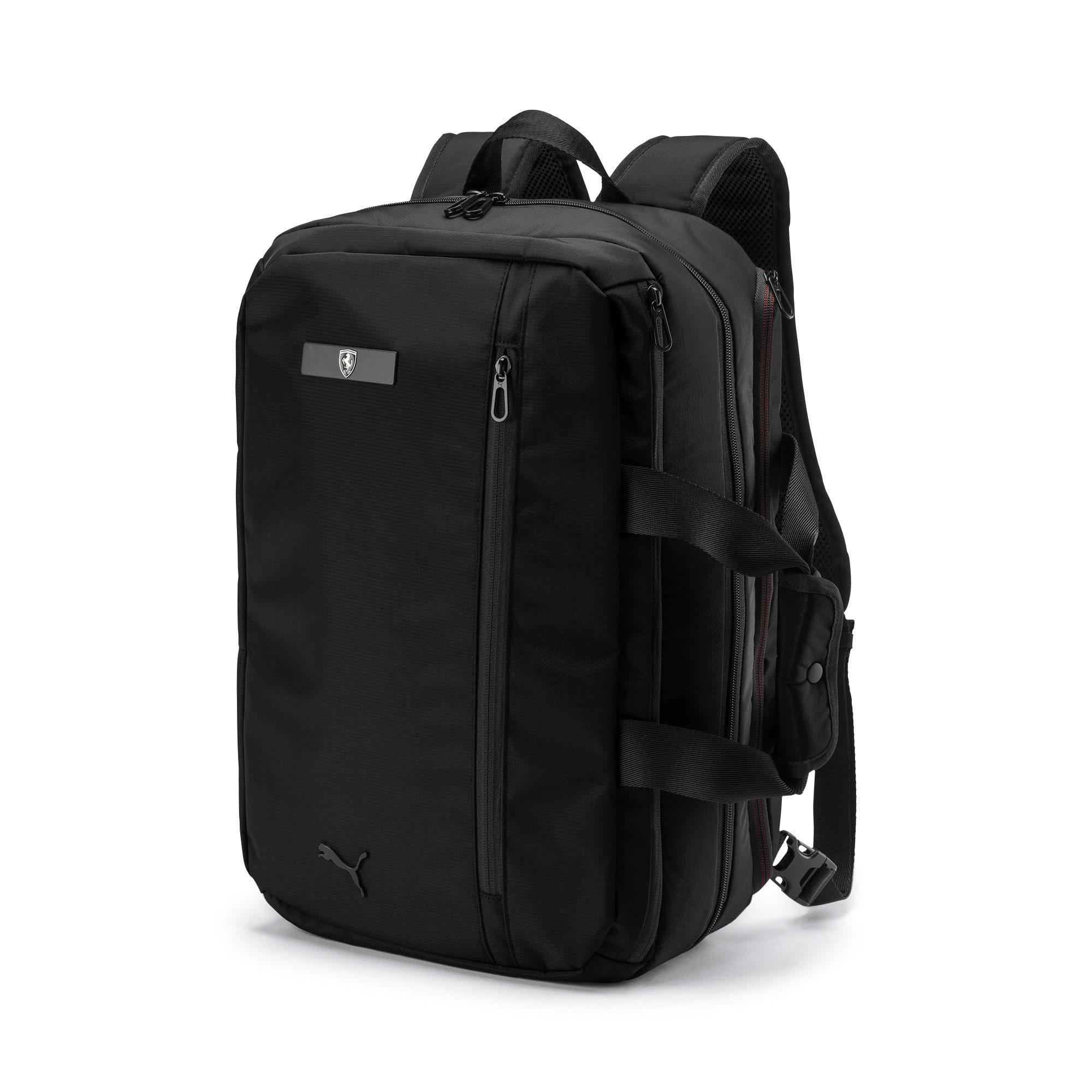 Thumbnail 1 of Ferrari Lifestyle RCT Backpack, Puma Black, medium-IND