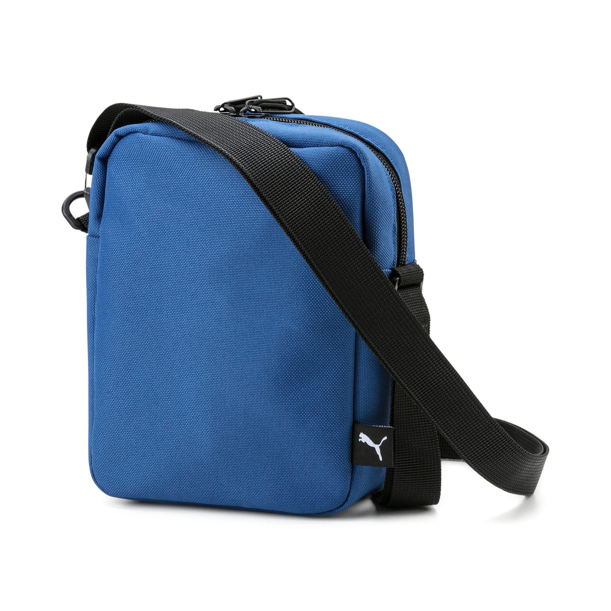 Thumbnail 4 of PUMA x TYAKASHA Crossbody Bag, G.Blue-F.Brick-B.Brown, medium