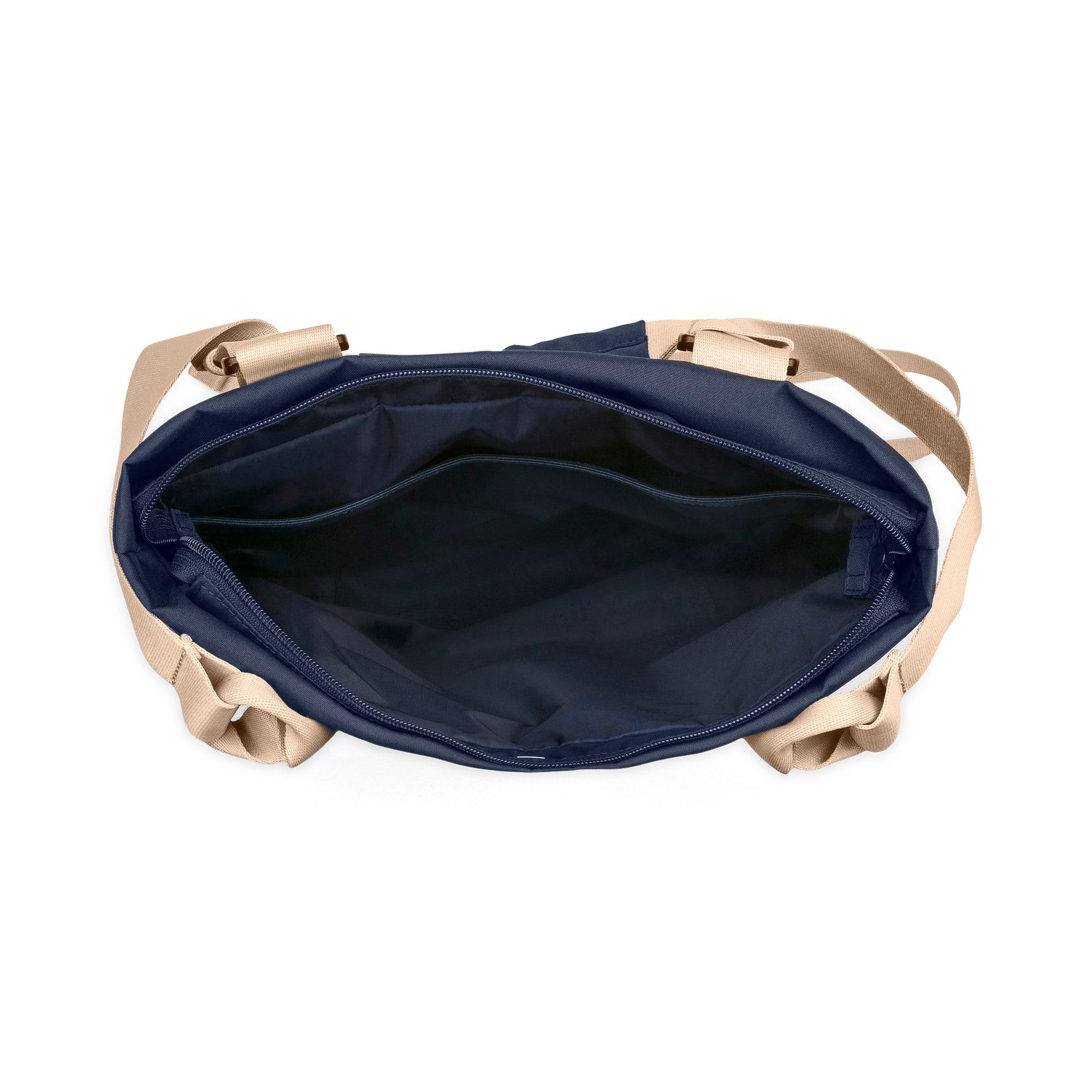 Thumbnail 4 of Olympique de Marseille Premium Tote Backpack, Peacoat-Bleu Azur-Beige, medium-IND