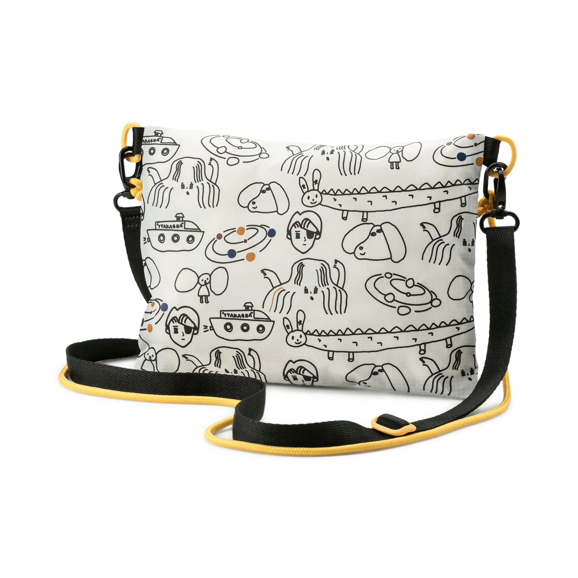 Thumbnail 3 of PUMA x TYAKASHA Small Shoulder Bag, Marshmallow, medium