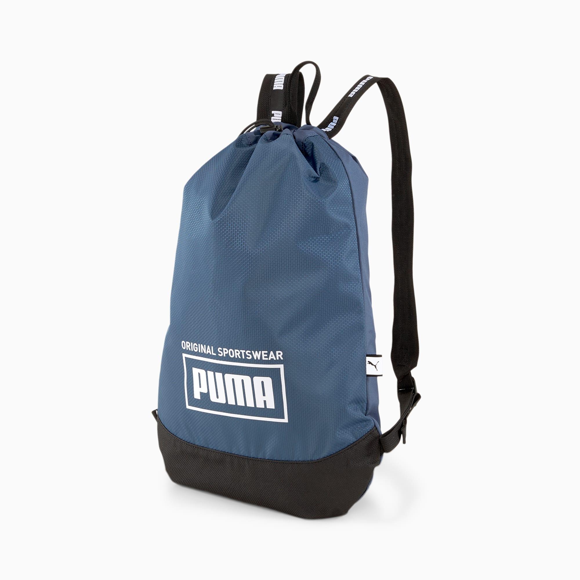 PUMA Sole Smart Bag, Dark Denim, extralarge
