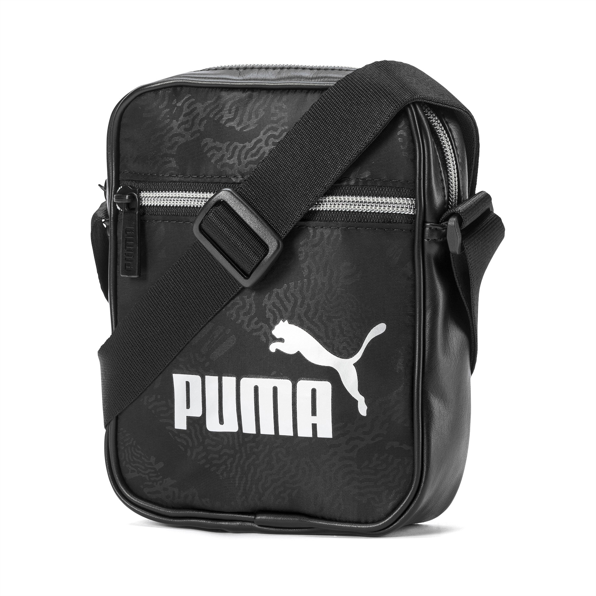 Portable Women's Shoulder Bag | Puma Black | PUMA Gifts under RM150 | PUMA