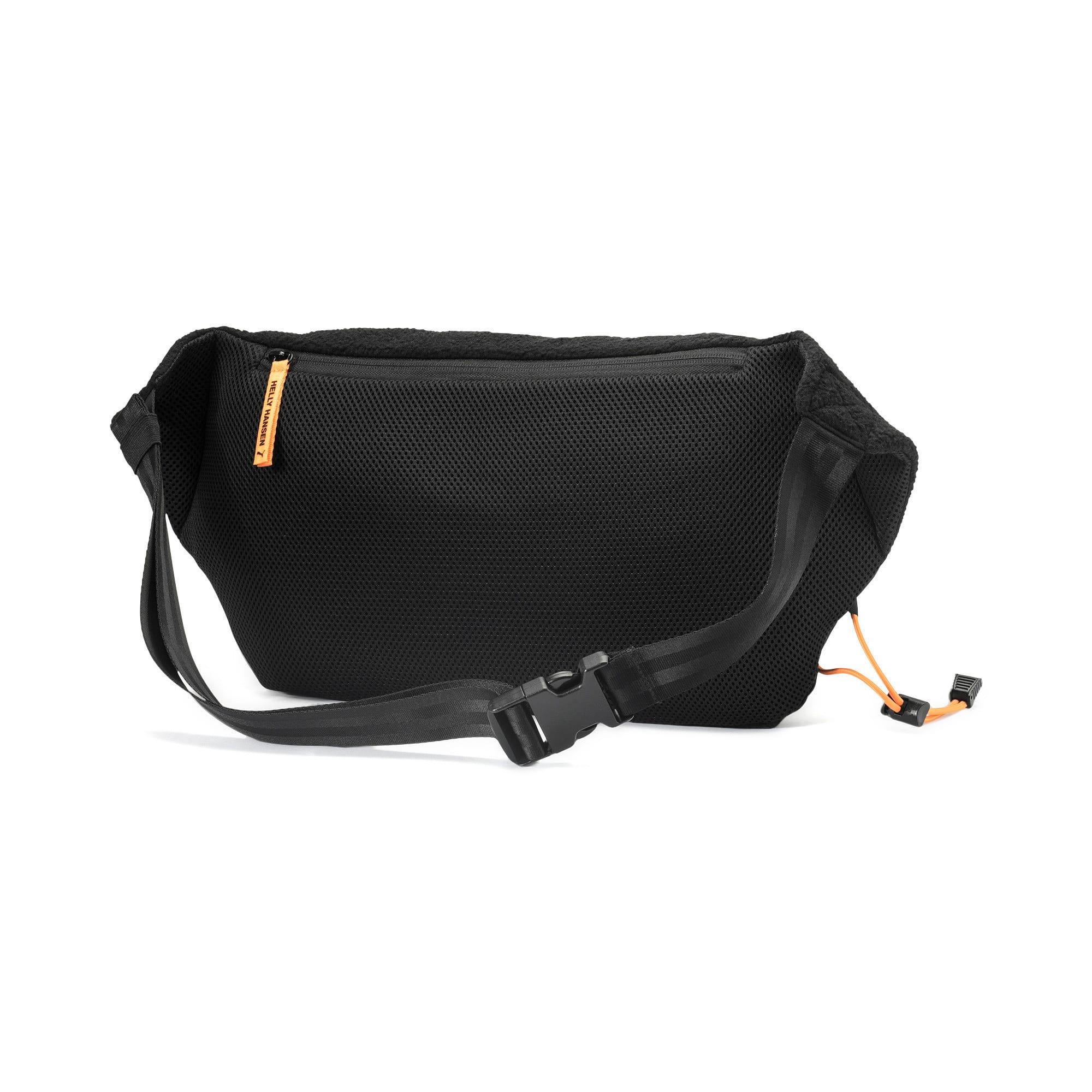 Thumbnail 2 of PUMA x HELLY HANSEN Oversized Waist Bag, Puma Black, medium