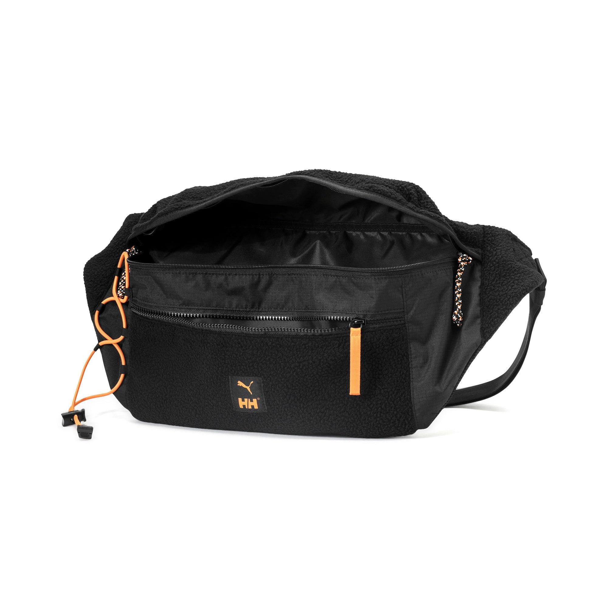 Thumbnail 3 of PUMA x HELLY HANSEN Oversized Waist Bag, Puma Black, medium