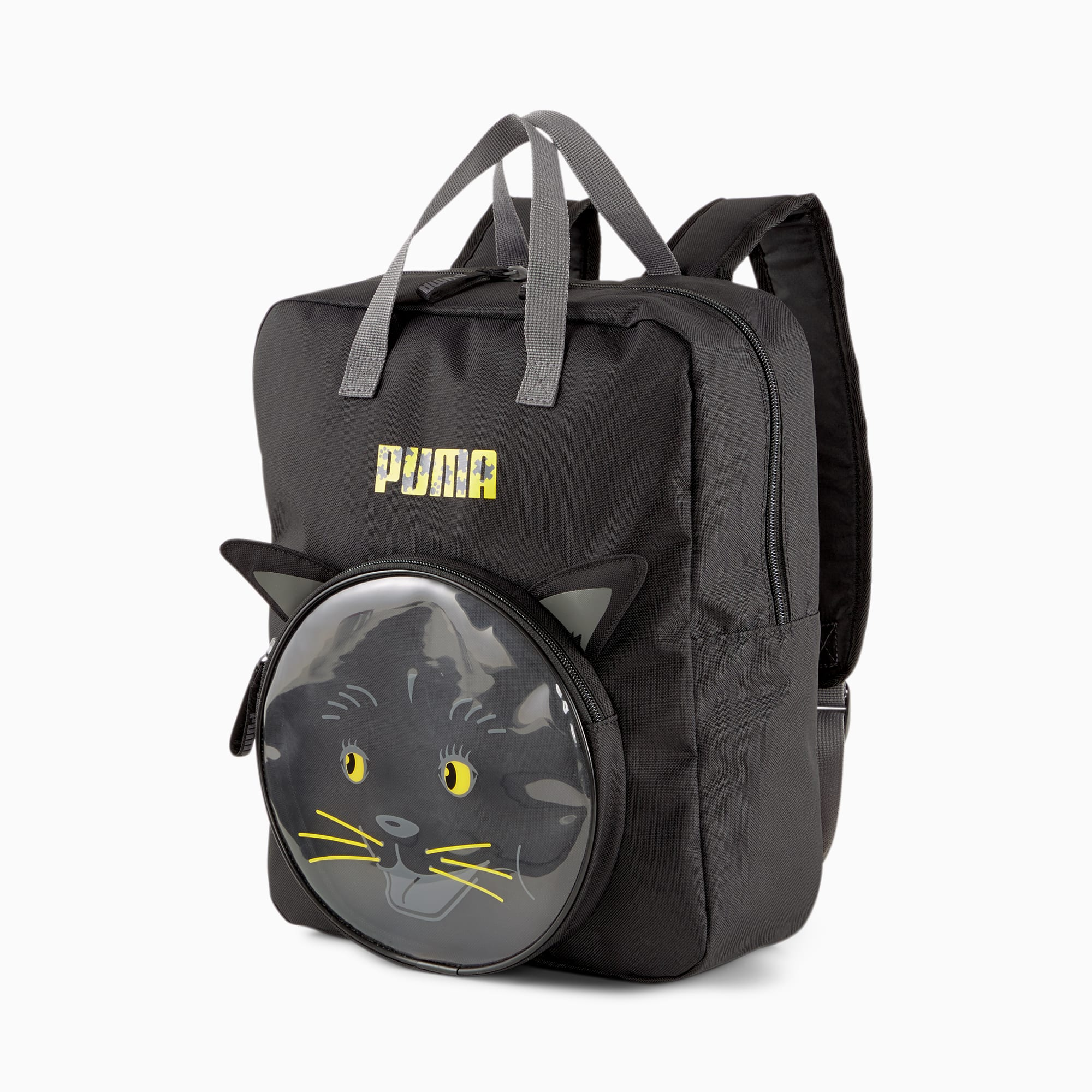 Animals Youth Backpack, Puma Black-PANTHER, extralarge