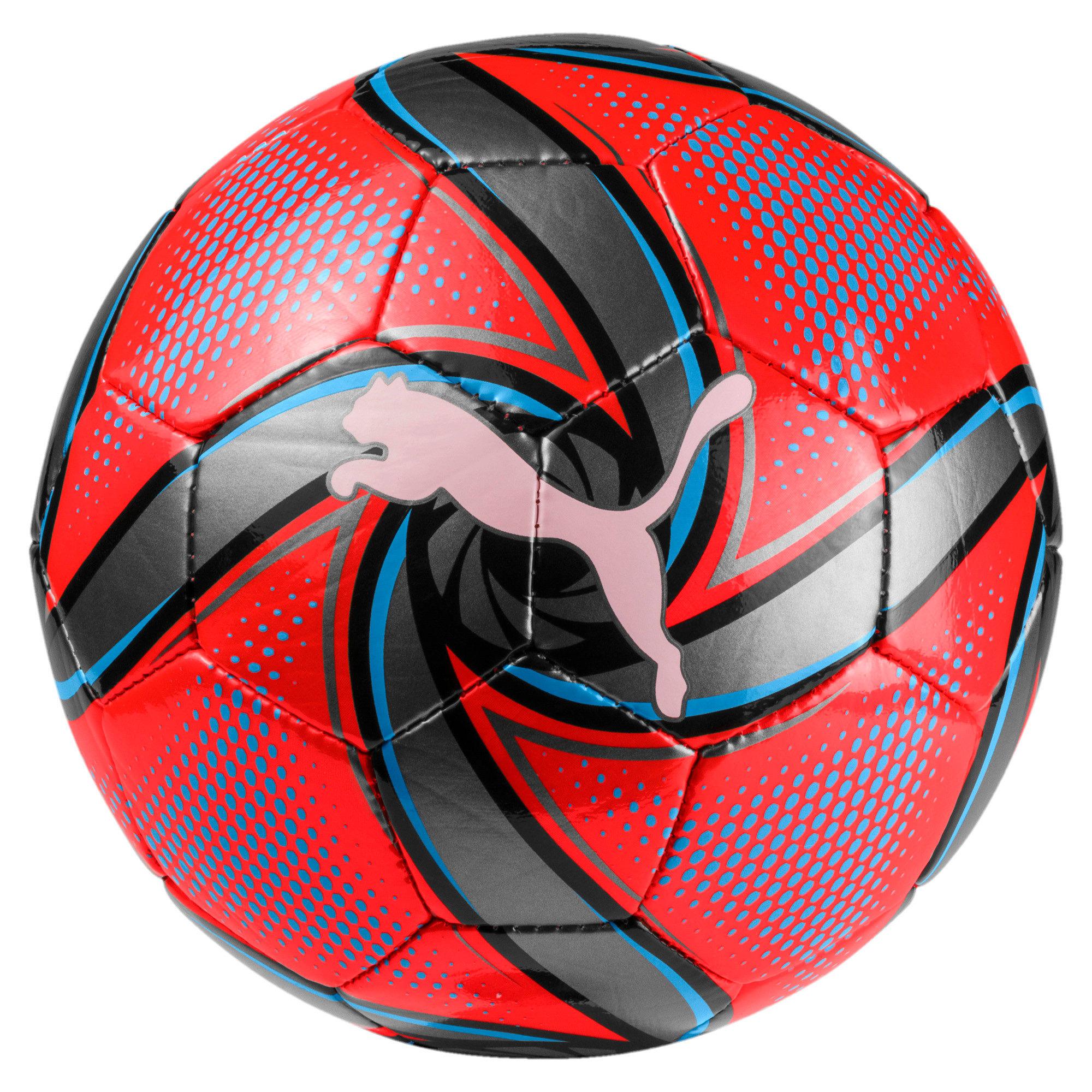 Thumbnail 1 of FUTURE Flare mini ball, Red Blast-Bleu Azur-Black, medium