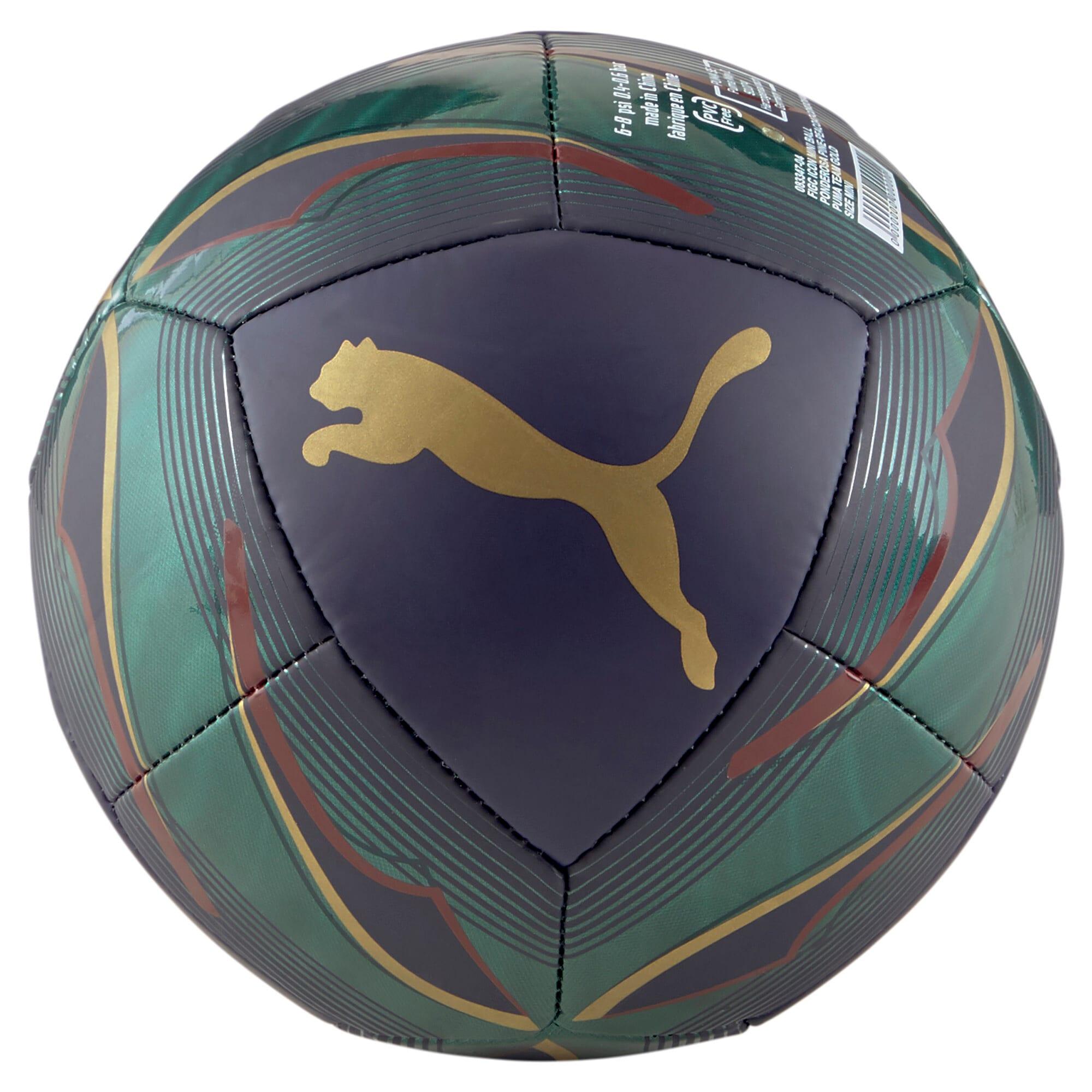 Thumbnail 1 of FIGC Icon Mini Ball, Ponderosa Pine-Peacoat, medium