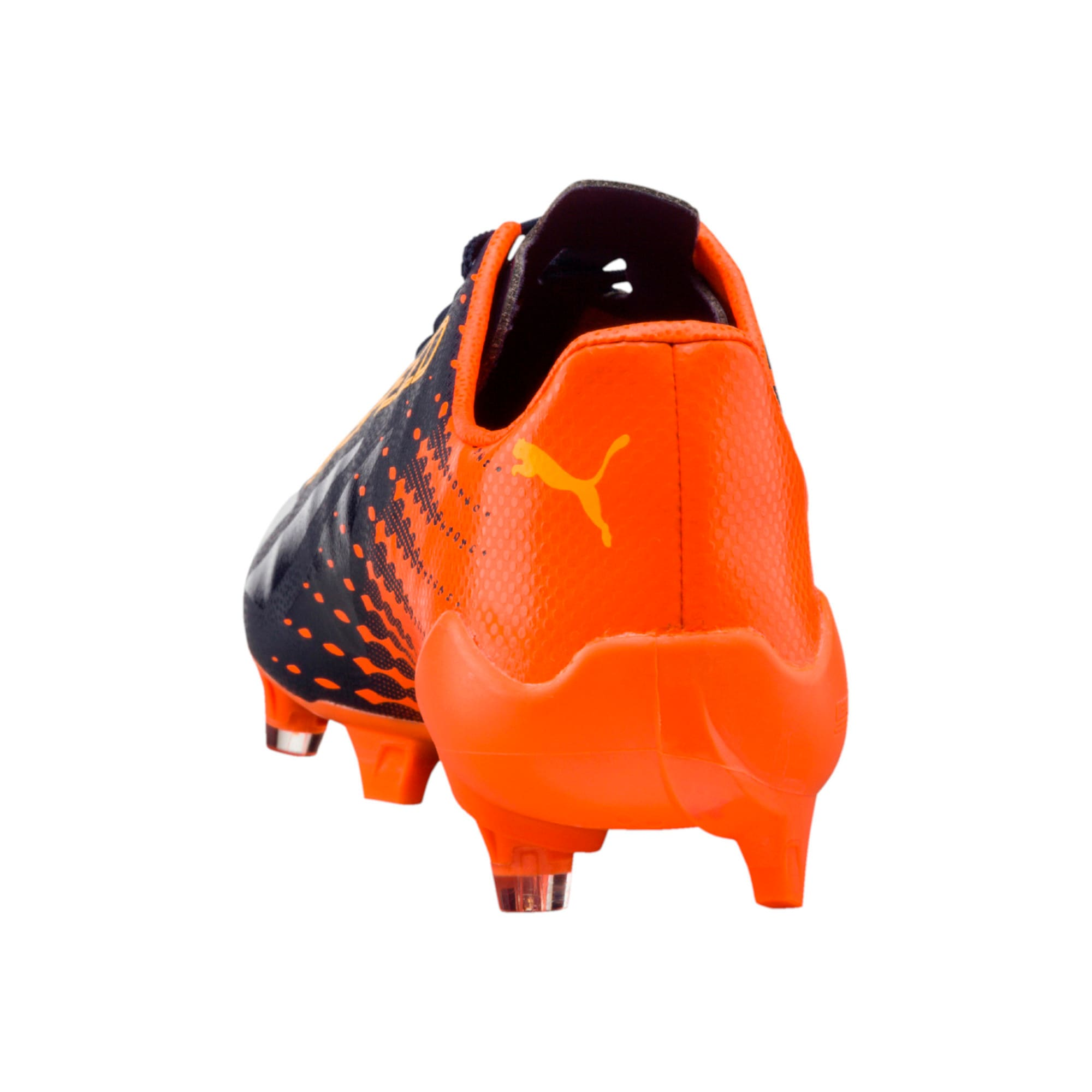 Thumbnail 8 of evoSPEED 17 SL-S FG Men's Football Boots, YELLOW-Peacoat-Orange, medium-IND