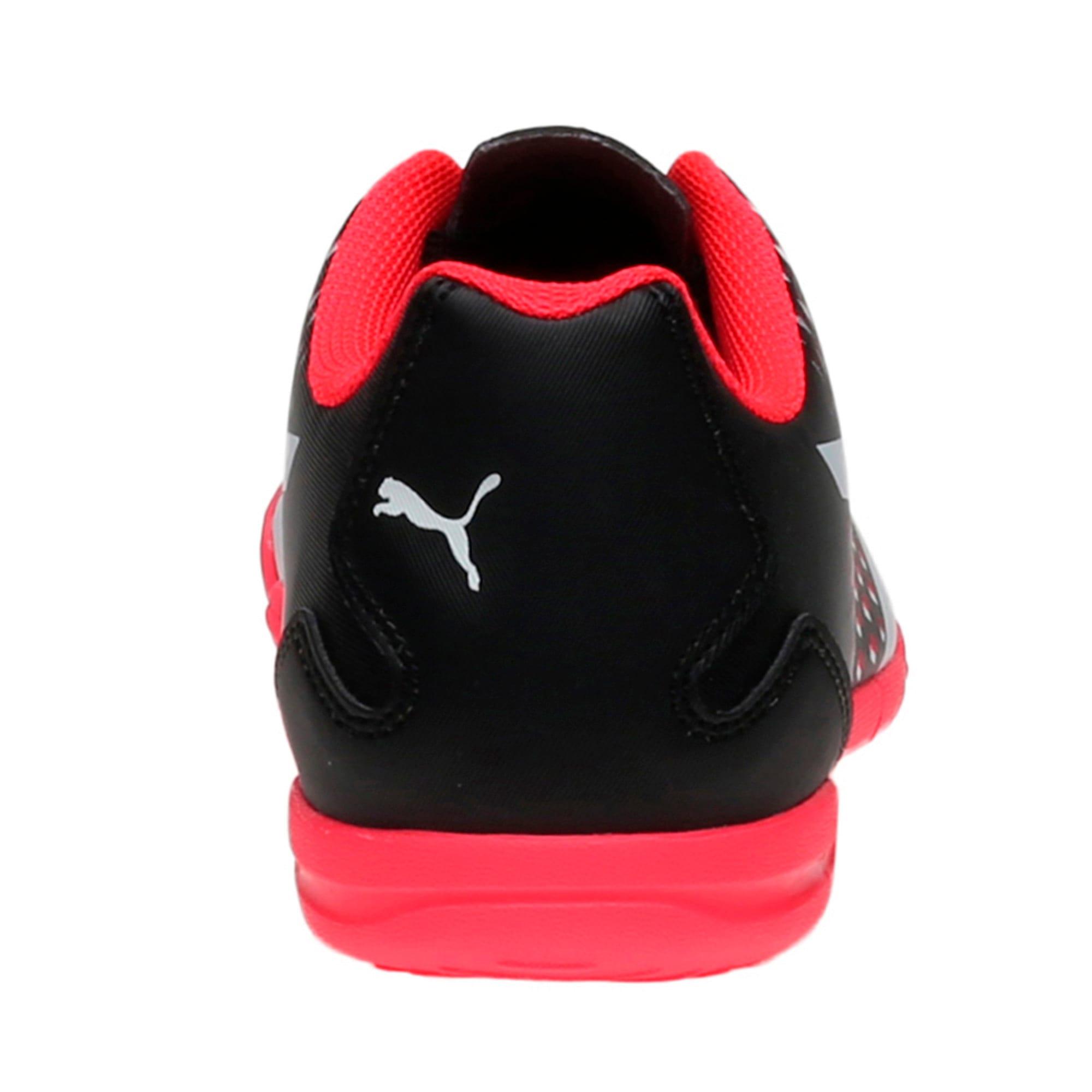 Thumbnail 3 of Adreno III IT Men's Indoor Training Shoes, black-white-plasma, medium-IND