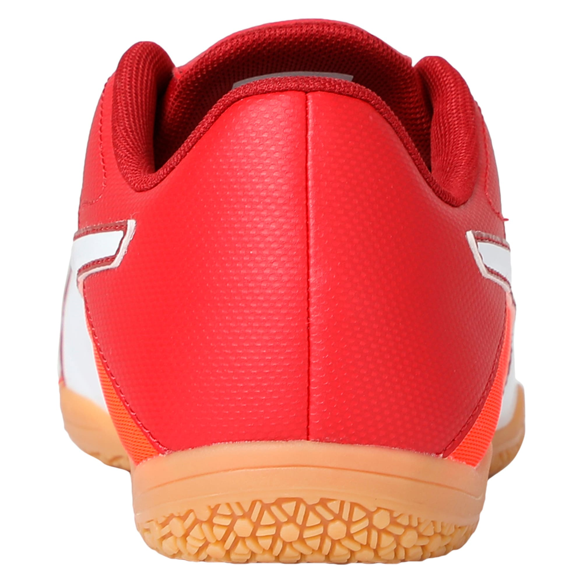 Thumbnail 4 of Gavetto II Men's Futsal Shoes, Red-White-Red Dahlia, medium-IND