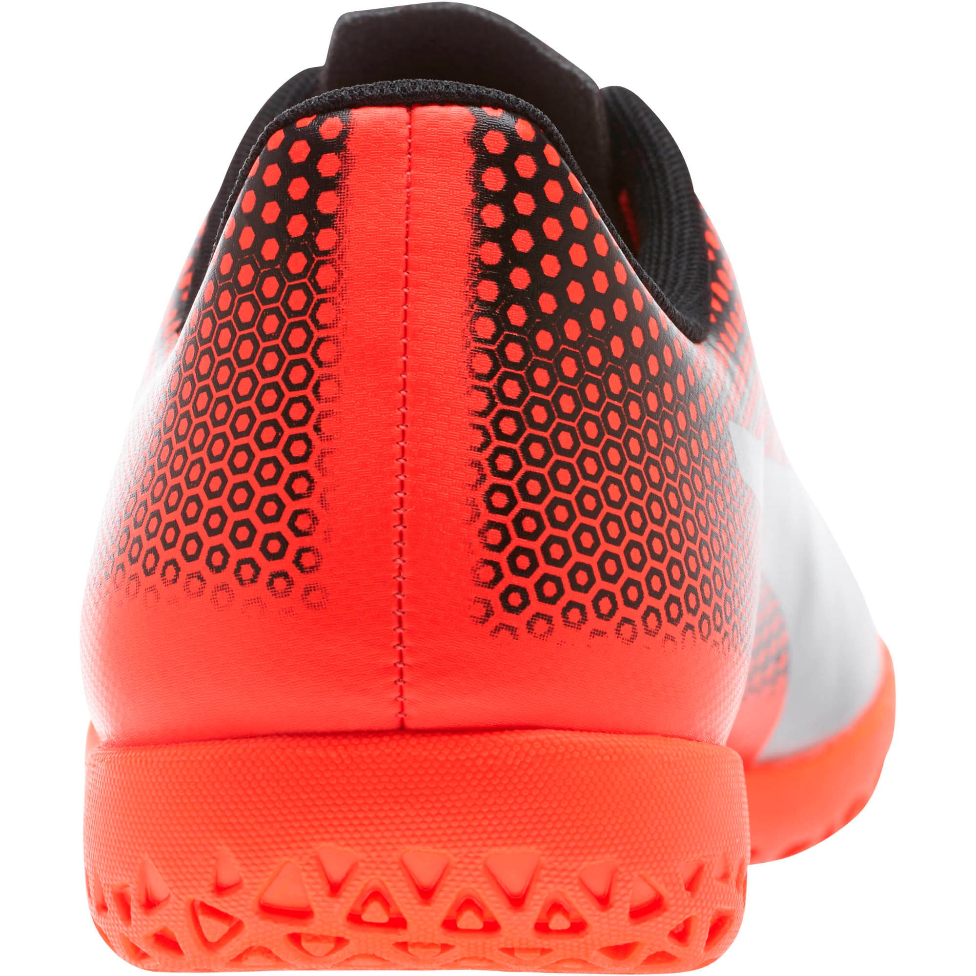 Thumbnail 4 of PUMA Spirit IT Men's Soccer Shoes, Red-Silver-Black, medium