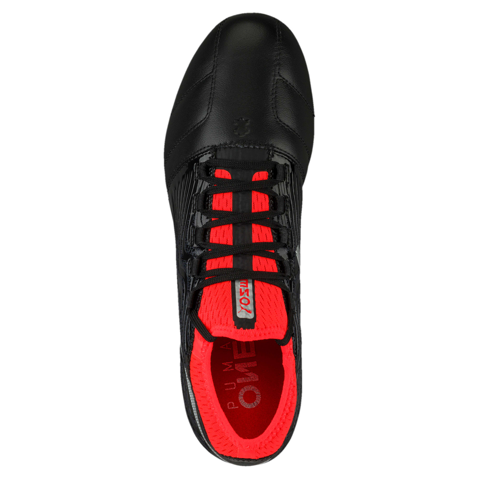 Thumbnail 5 of ONE 18.3 FG Men's Football Boots, Black-Silver-Red, medium-IND