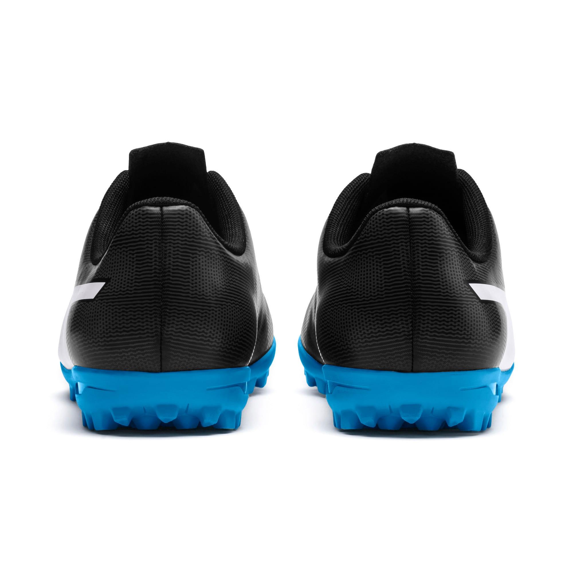 Thumbnail 3 of Rapido TT Youth Football Boots, Black-White-Iron Gate-Bleu, medium-IND
