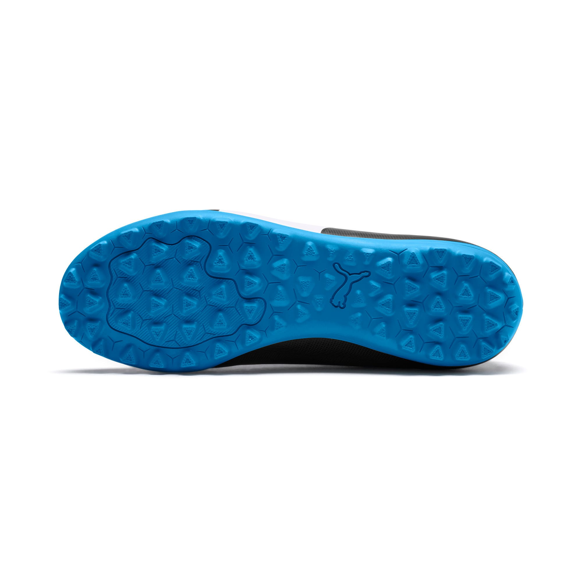 Thumbnail 4 of Rapido TT Youth Football Boots, Black-White-Iron Gate-Bleu, medium-IND