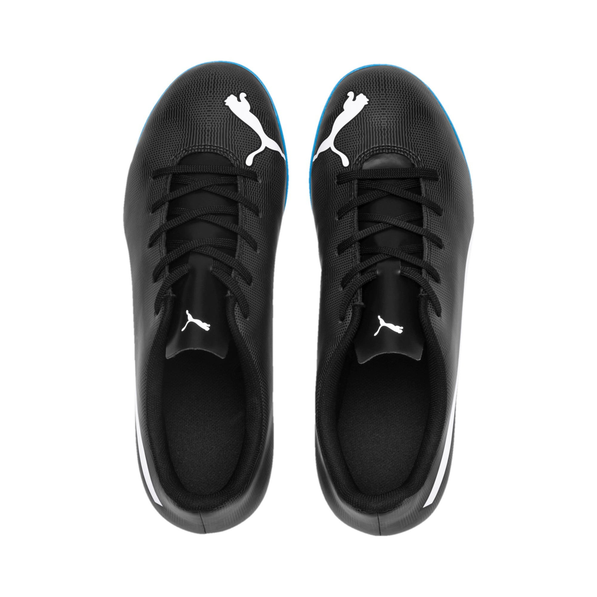 Thumbnail 6 of Rapido TT Youth Football Boots, Black-White-Iron Gate-Bleu, medium-IND
