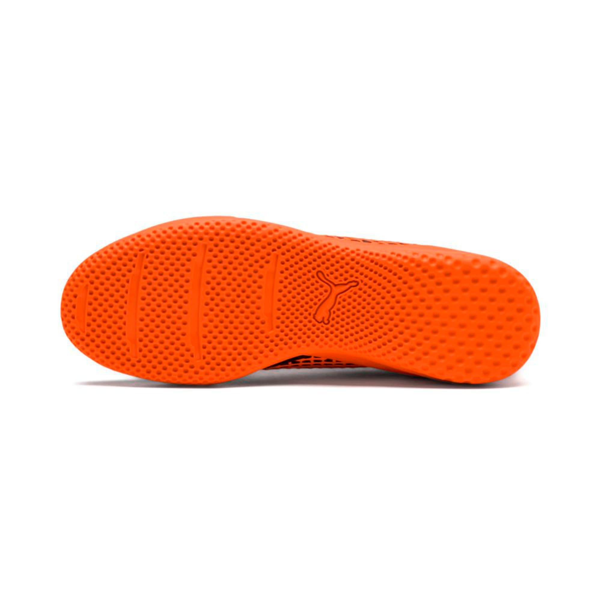Thumbnail 2 of FUTURE 2.4 IT  Football Shoes, Black-Orange, medium-IND