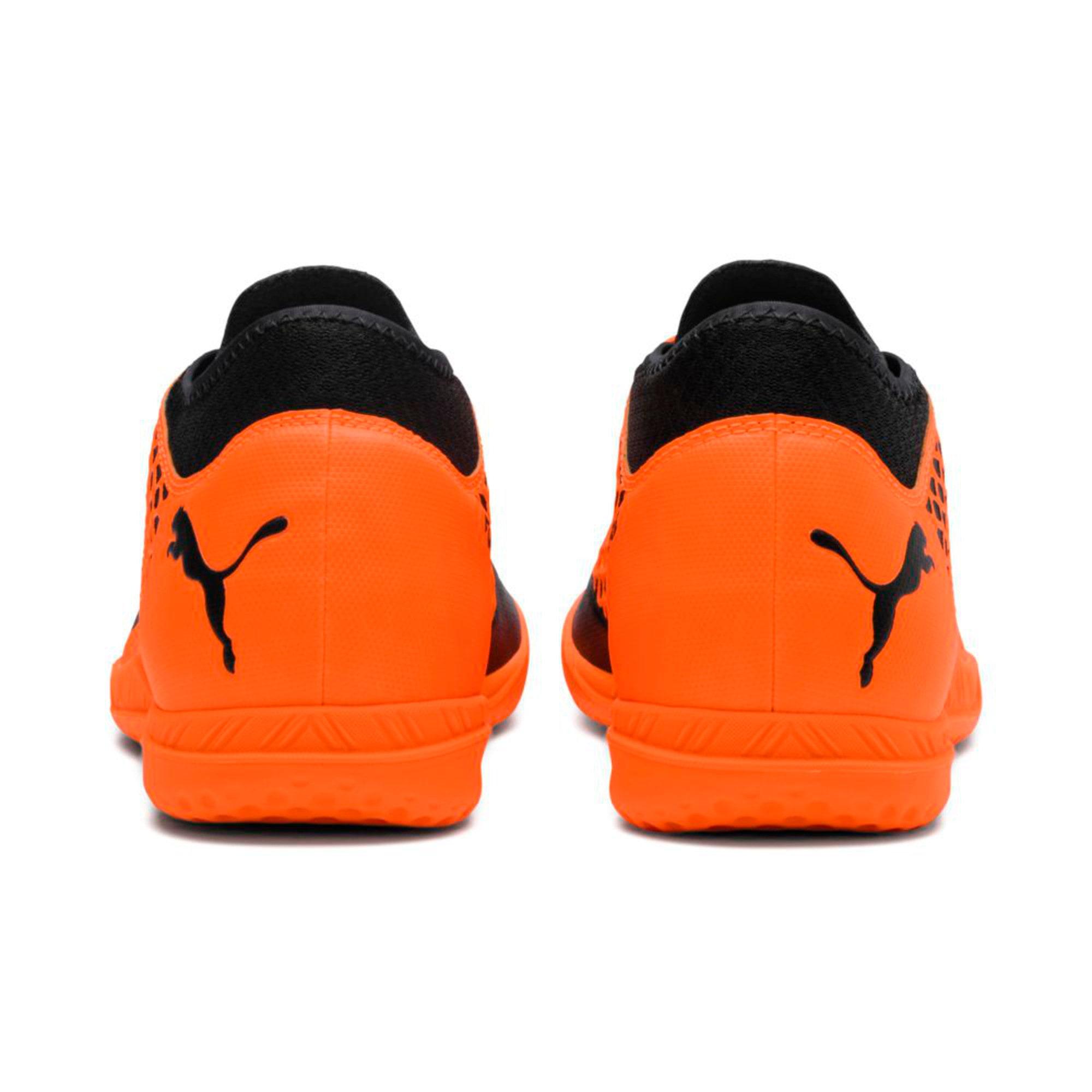 Thumbnail 3 of FUTURE 2.4 IT  Football Shoes, Black-Orange, medium-IND