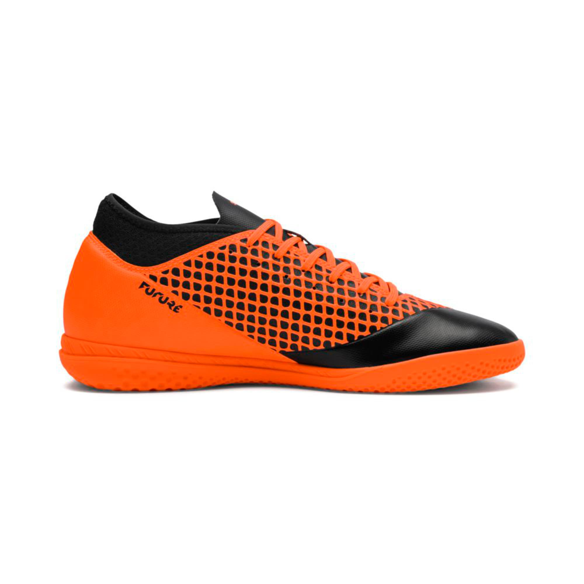 Thumbnail 5 of FUTURE 2.4 IT  Football Shoes, Black-Orange, medium-IND