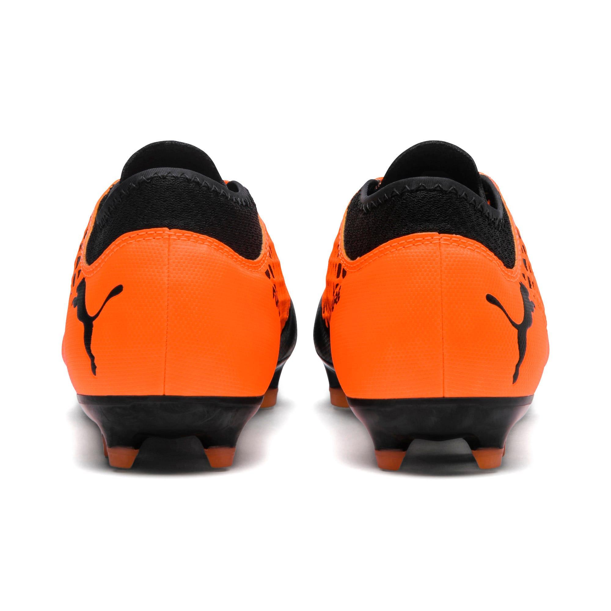 Thumbnail 3 of FUTURE 2.4 FG/AG Kids' Football Boots, Black-Orange, medium-IND