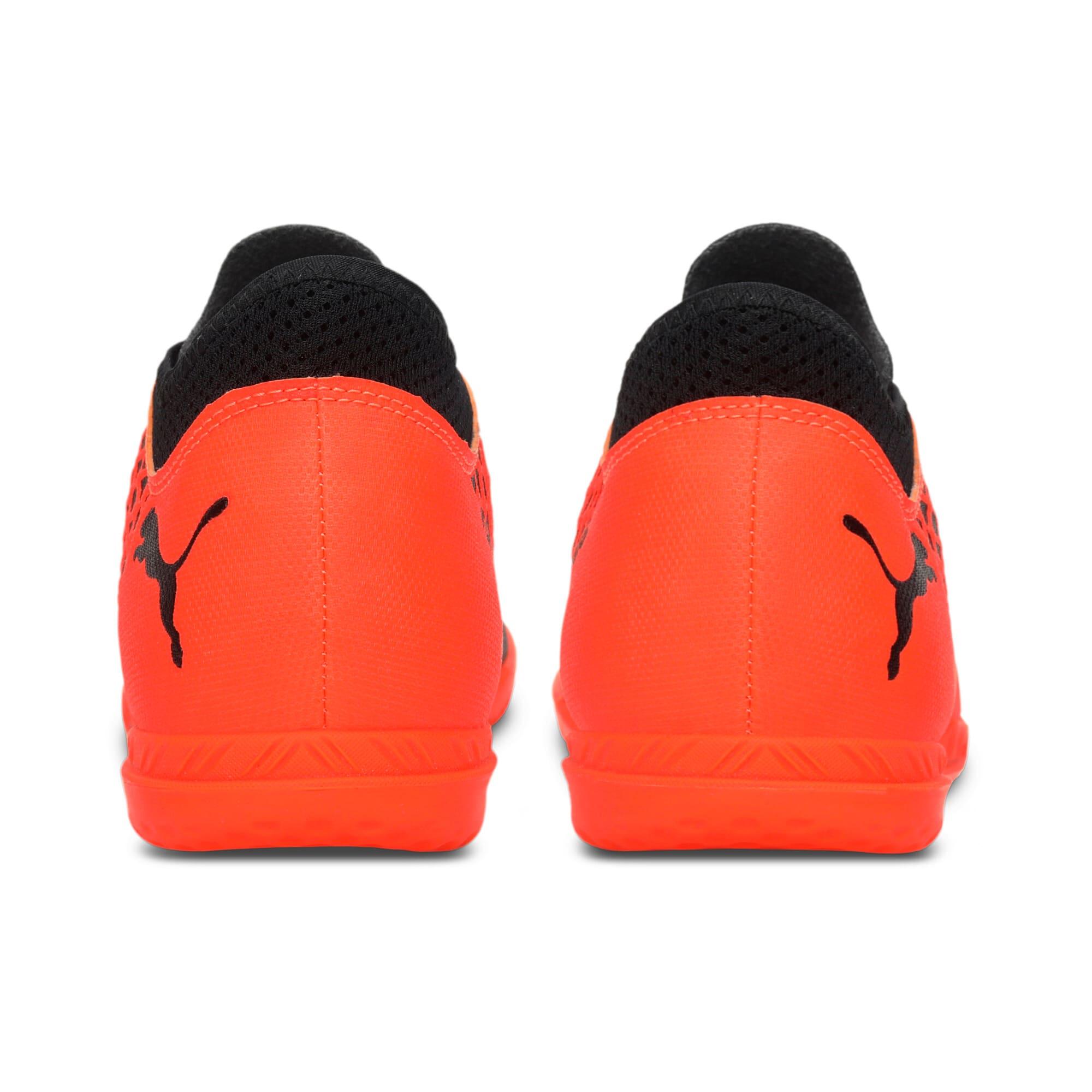 Thumbnail 3 of FUTURE 2.4 IT Kids' Football Shoes, Black-Orange, medium-IND
