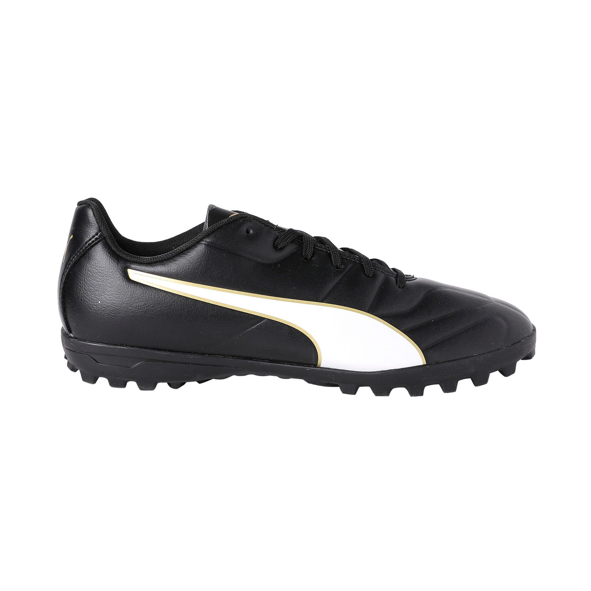 Thumbnail 5 of Classico C II Men's Football Boots, Black-White-Gold, medium-IND