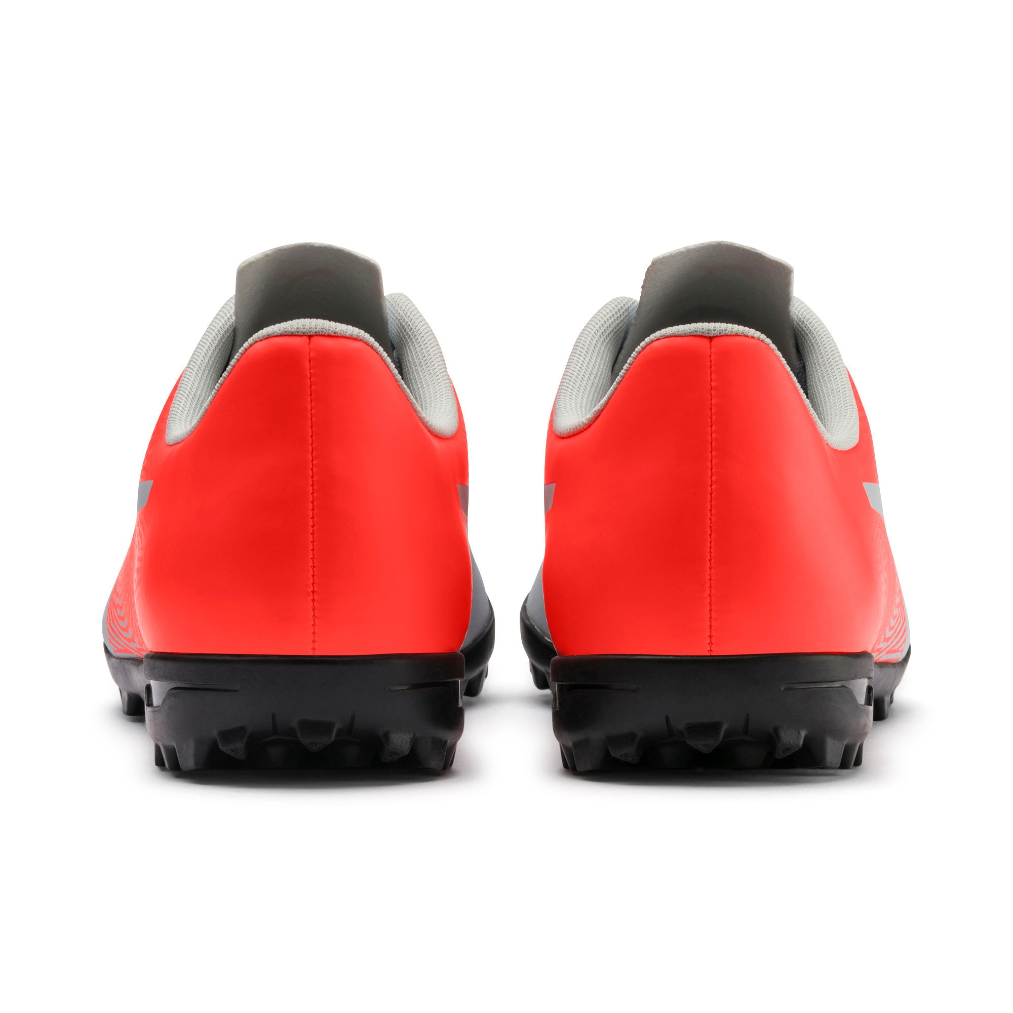 Thumbnail 4 of PUMA Spirit II TT Men's Soccer Shoes, Glacial Blue-Nrgy Red, medium
