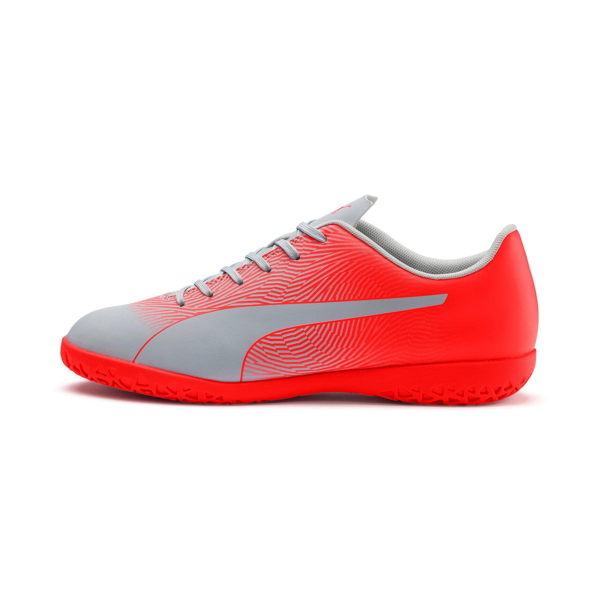 Thumbnail 1 of PUMA Spirit II IT Men's Soccer Shoes, Glacial Blue-Nrgy Red, medium