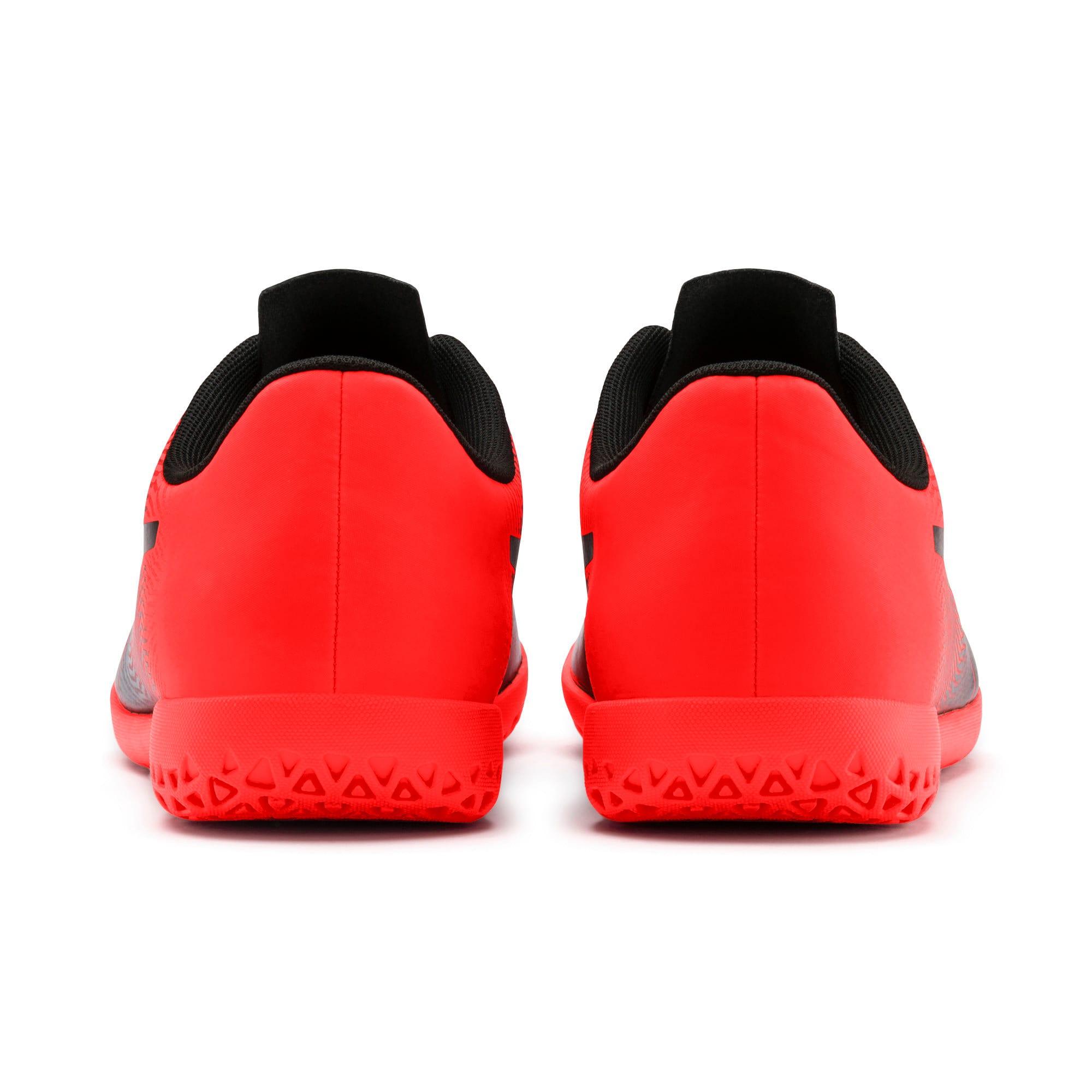 Thumbnail 4 of PUMA Spirit II IT Men's Soccer Shoes, Puma Black-Nrgy Red, medium